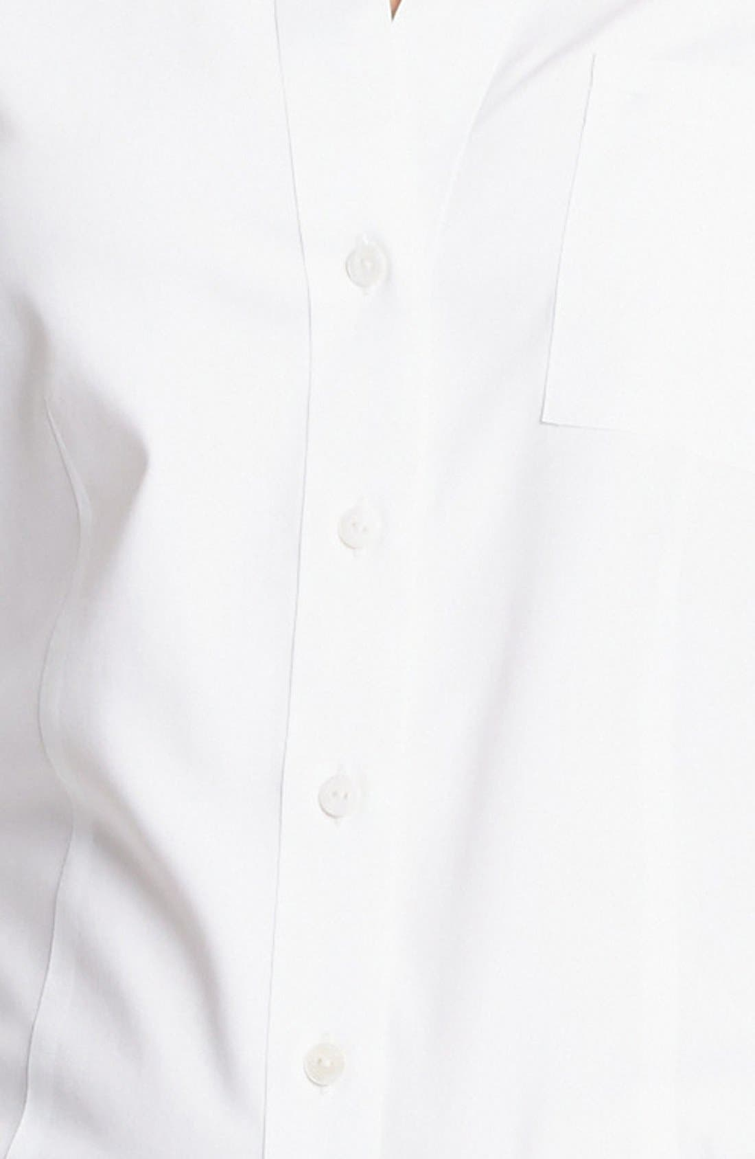 Long Sleeve Shirt,                             Alternate thumbnail 5, color,                             100
