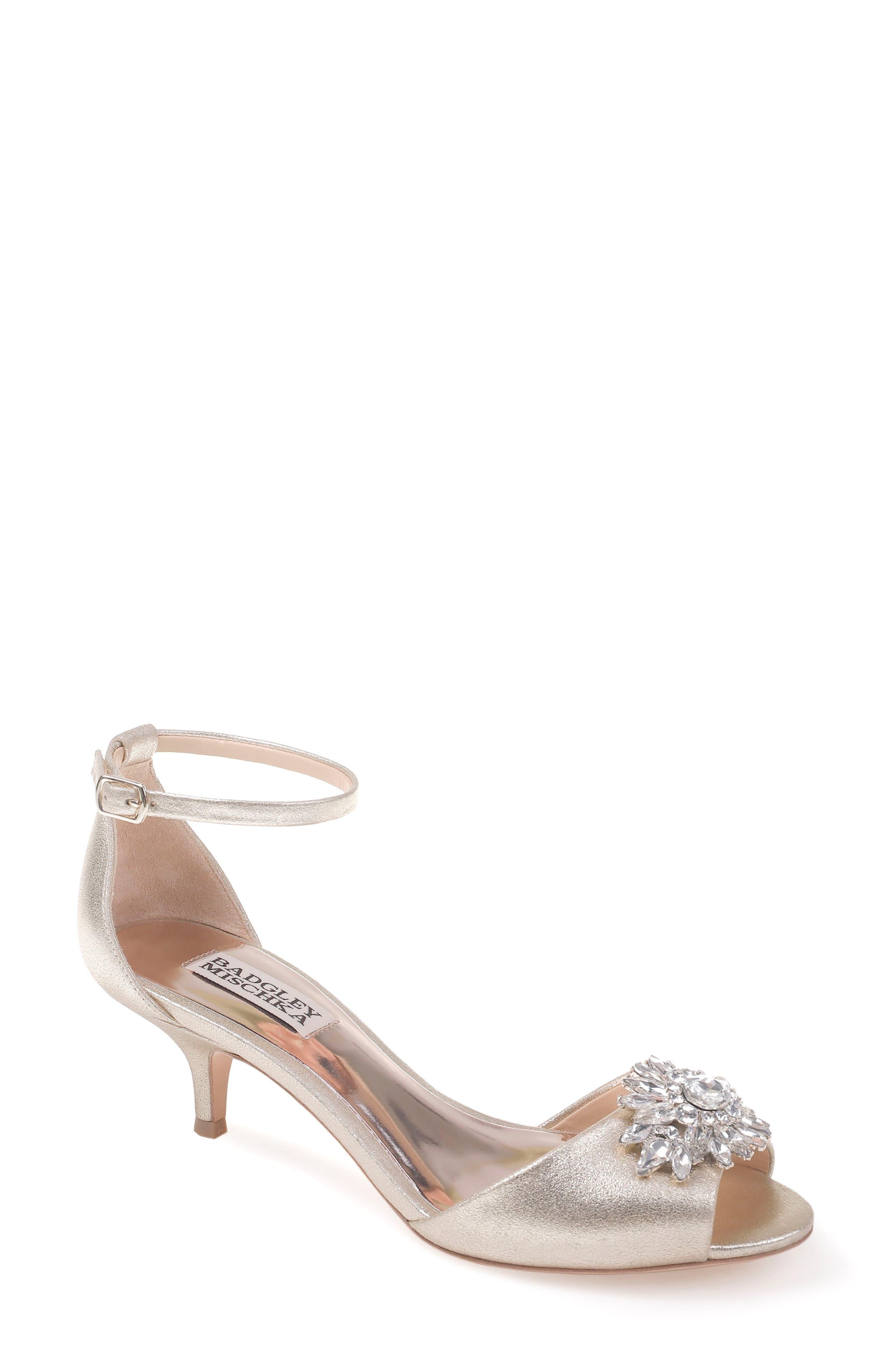 Sainte Crystal Embellished Sandal,                             Main thumbnail 5, color,