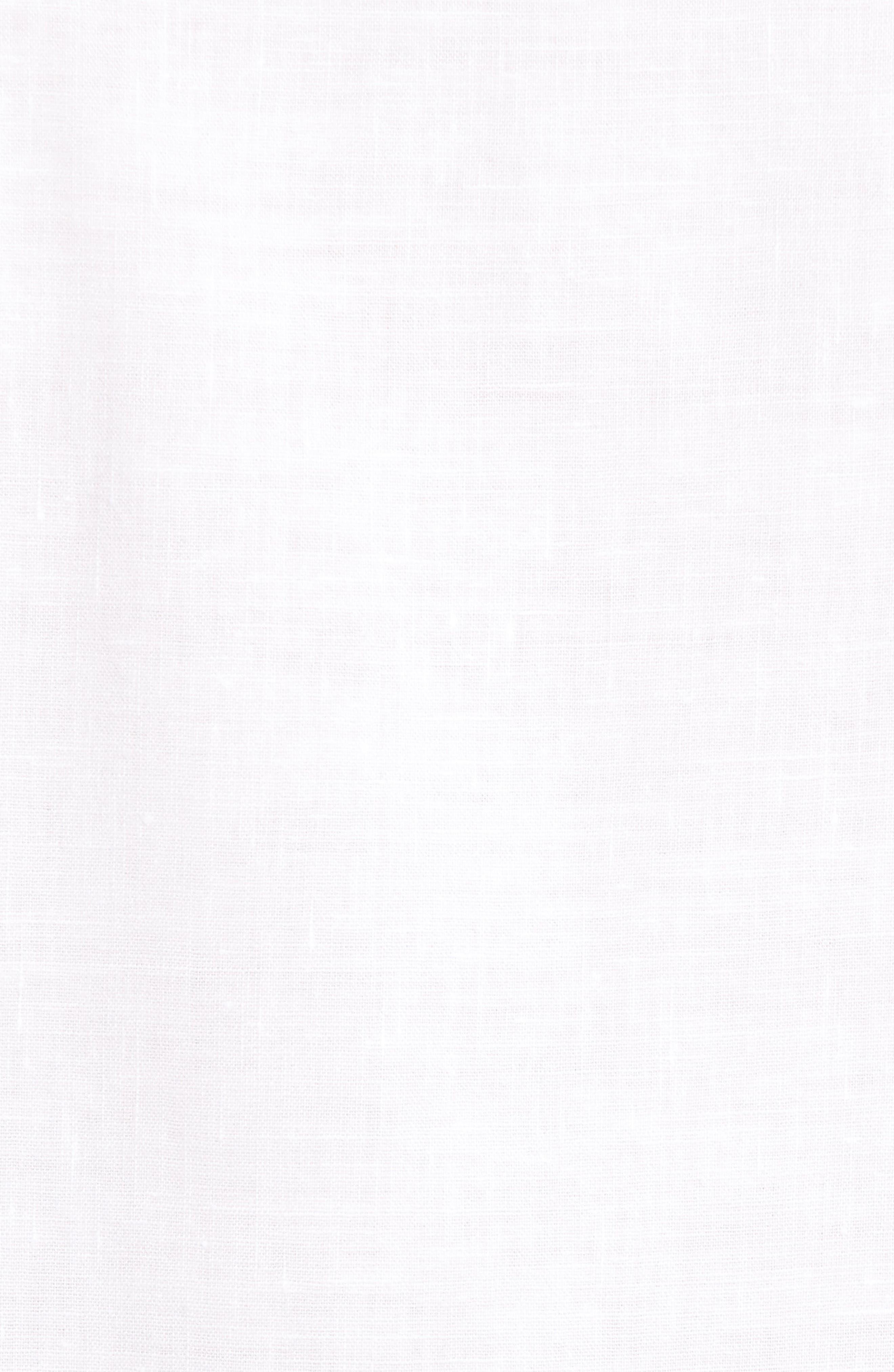 Monaco Tides Standard Fit Linen Blend Camp Shirt,                             Alternate thumbnail 26, color,