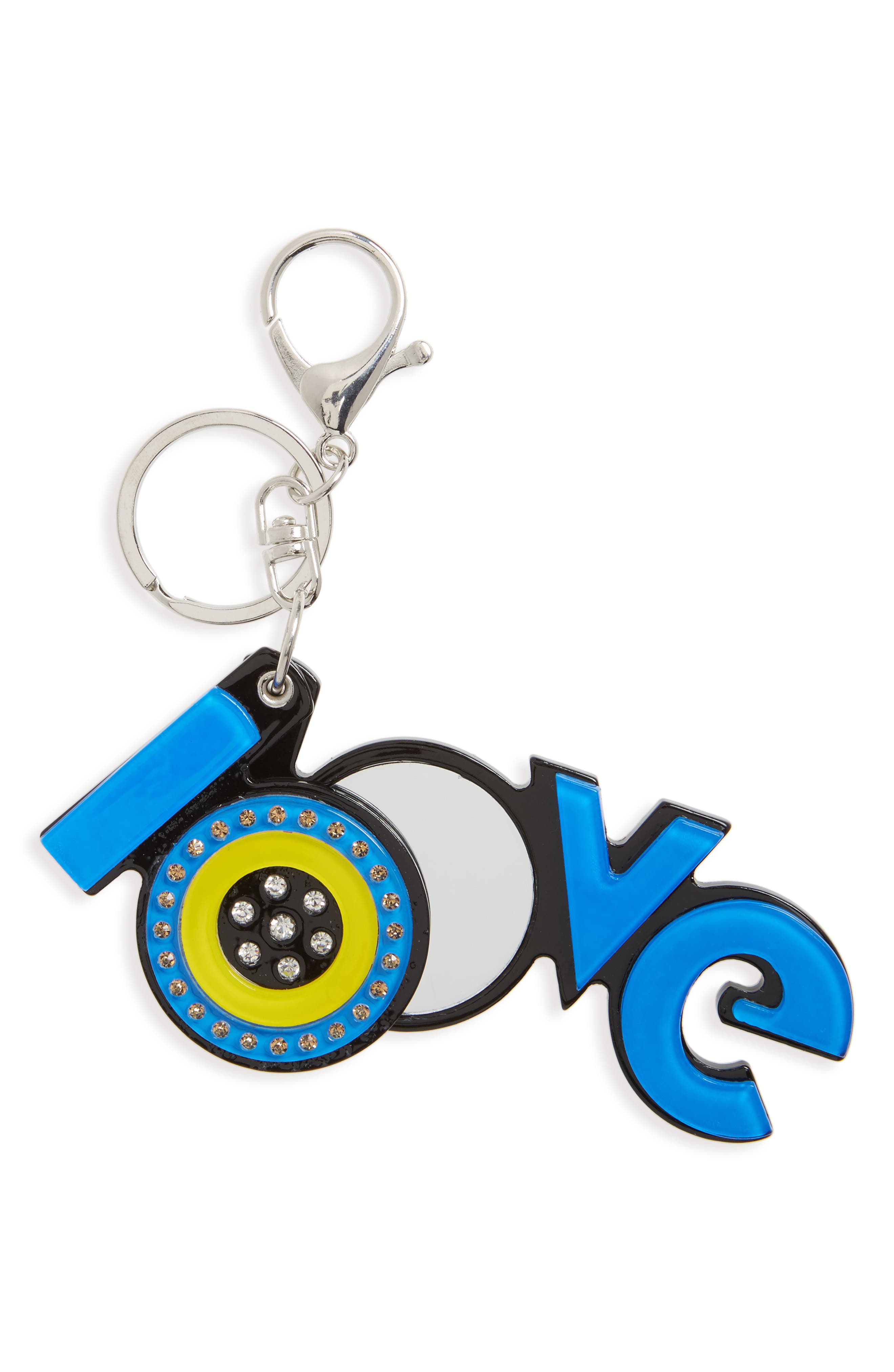 Love Key Chain,                             Main thumbnail 1, color,                             001