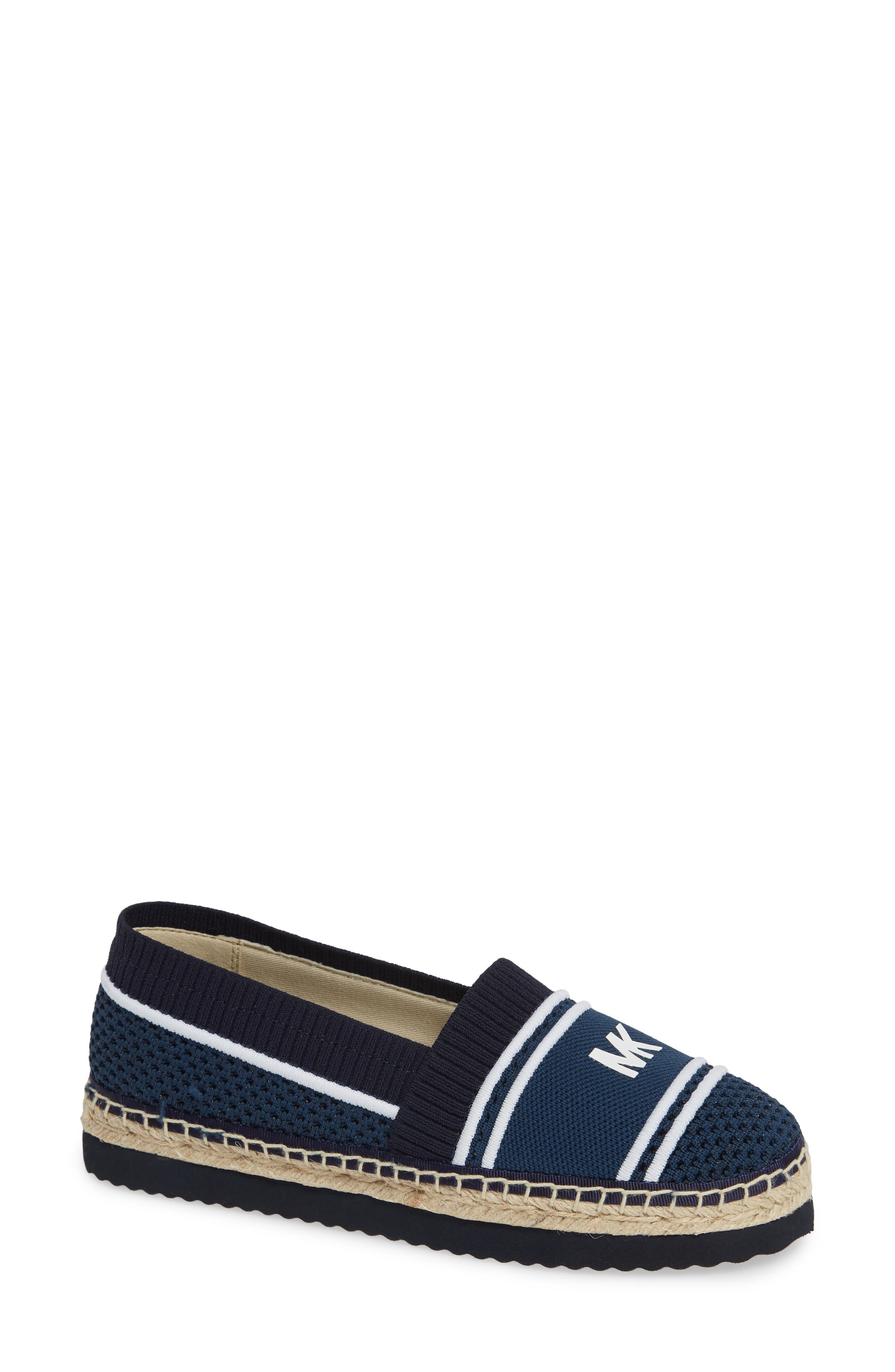 Raya Espadrille in Admiral Fabric