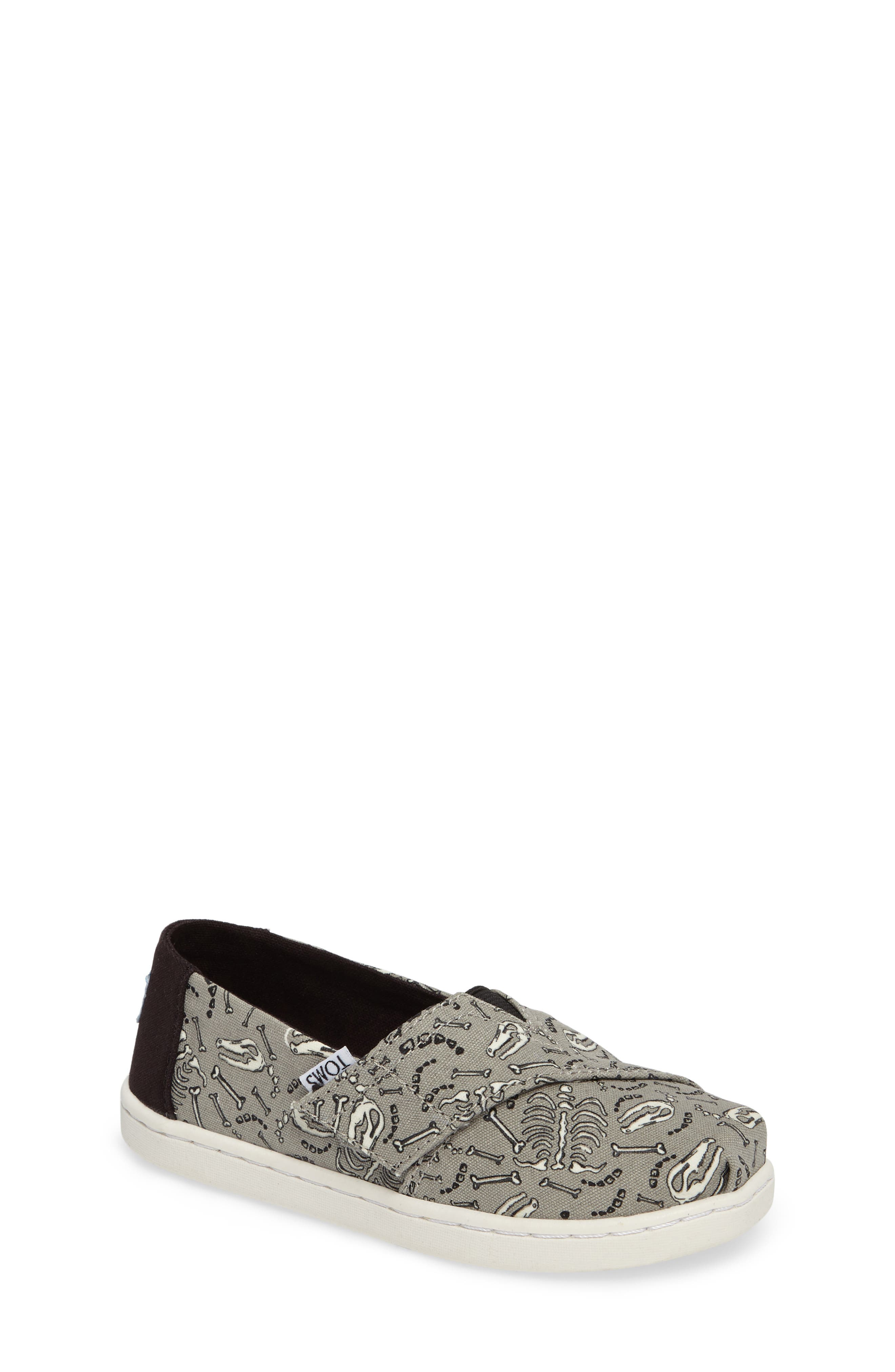 Tiny Alpargata Print Slip-On,                             Main thumbnail 3, color,
