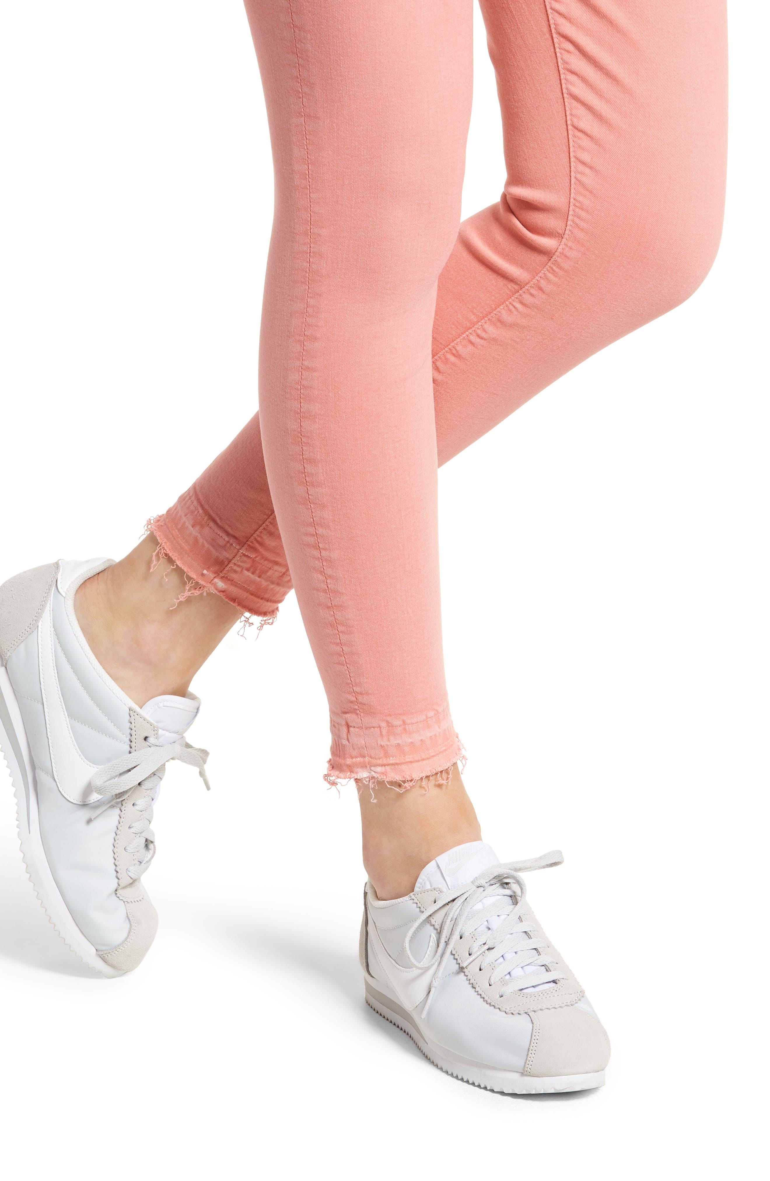 Released Hem Ankle Skinny Jeans,                             Alternate thumbnail 30, color,