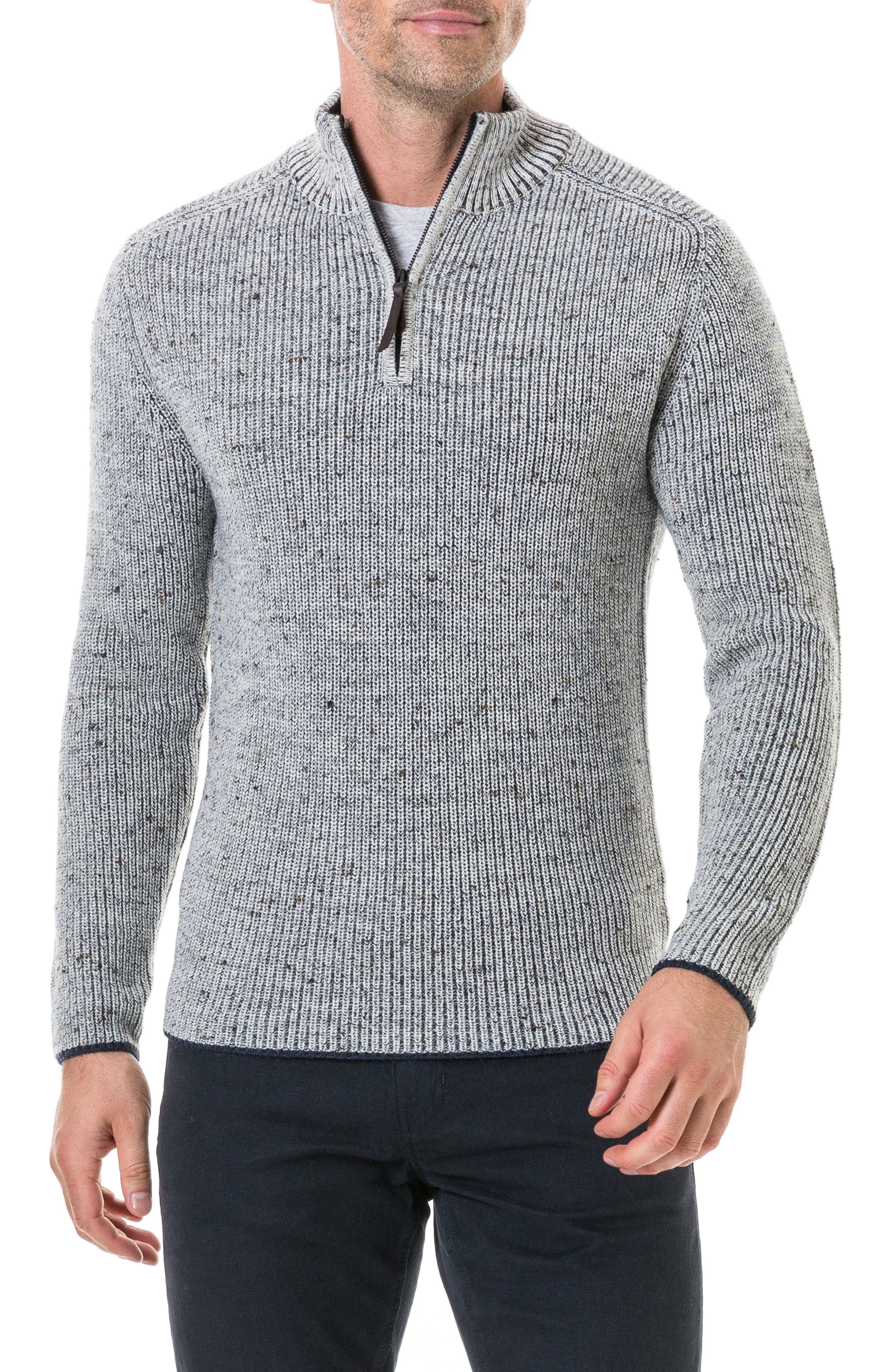 Slope Hill Wool Sweater,                         Main,                         color, OATMEAL