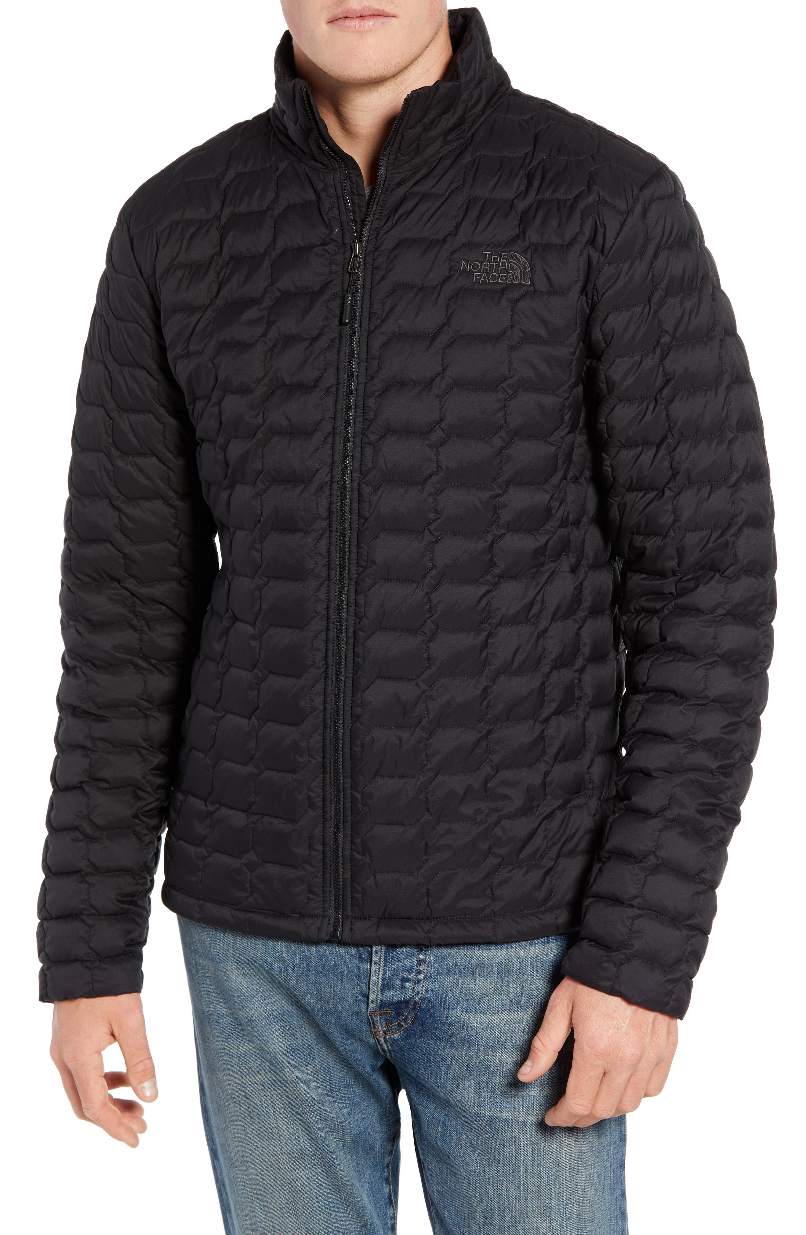 ThermoBall<sup>™</sup> Jacket,                             Main thumbnail 1, color,                             TNF BLACK MATTE