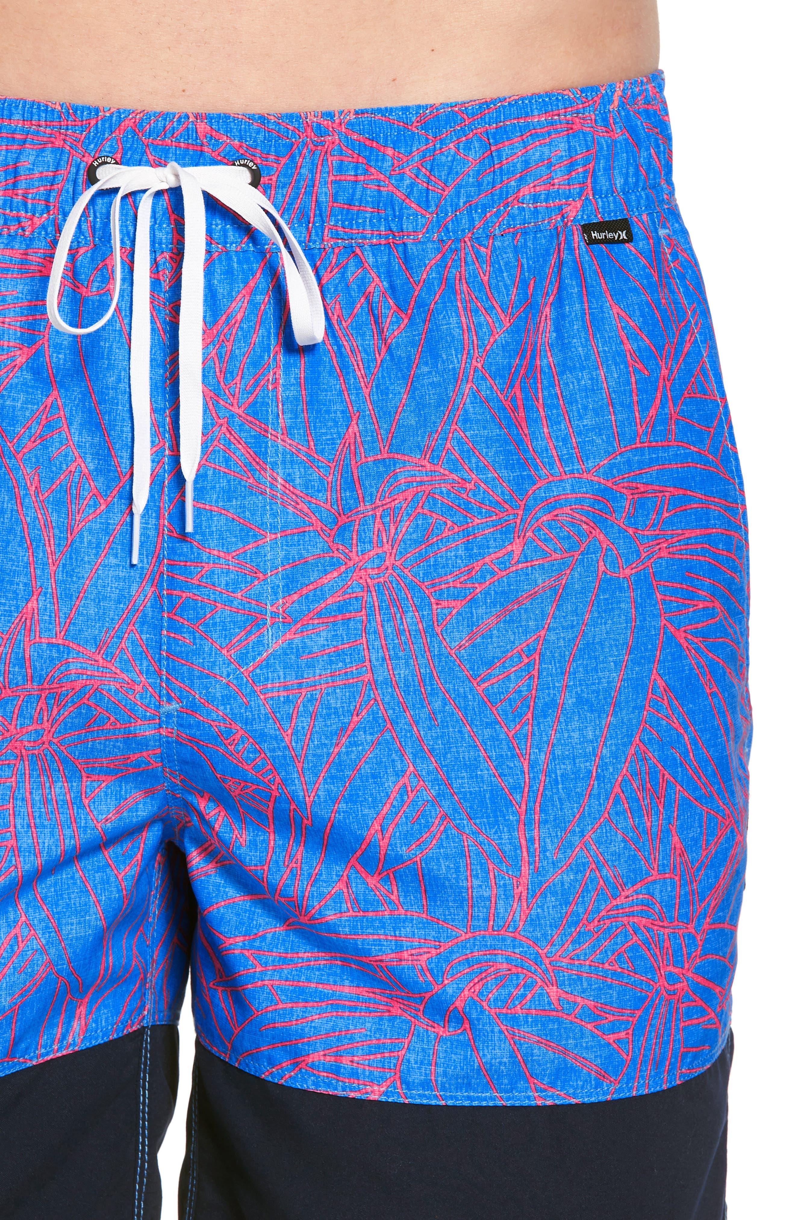 Pupkea Volley Board Shorts,                             Alternate thumbnail 8, color,
