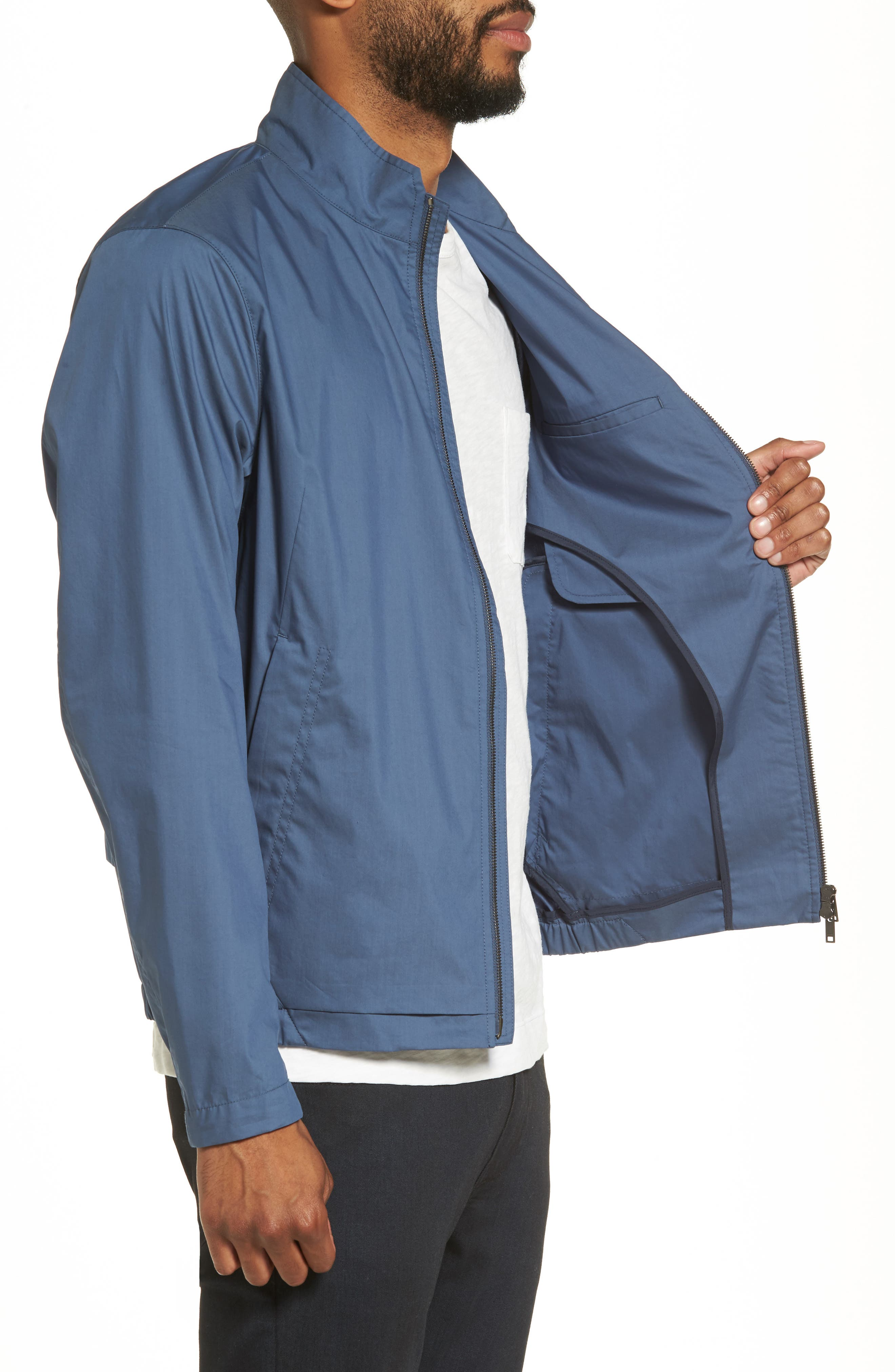 Draftbreak Tech Jacket,                             Alternate thumbnail 3, color,                             400
