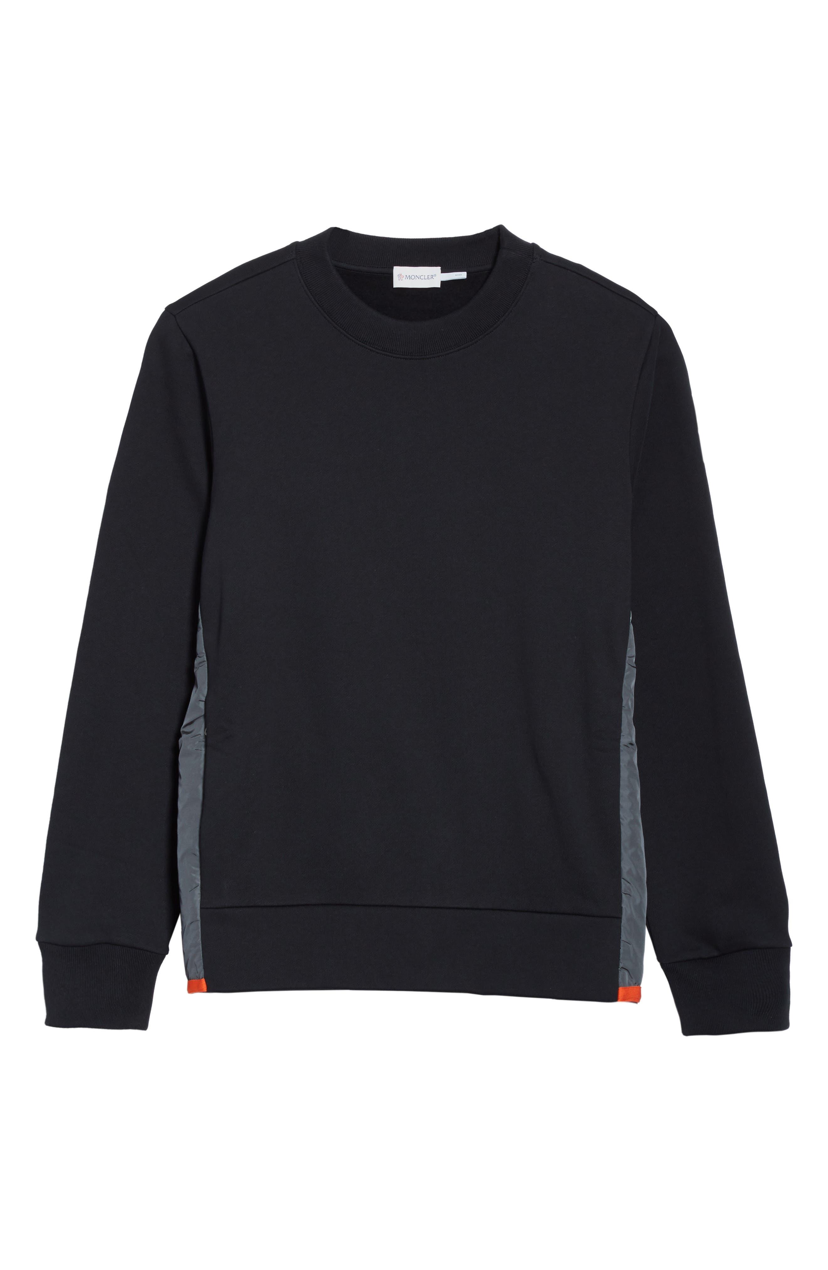 Maglia Crewneck Sweatshirt,                             Alternate thumbnail 6, color,