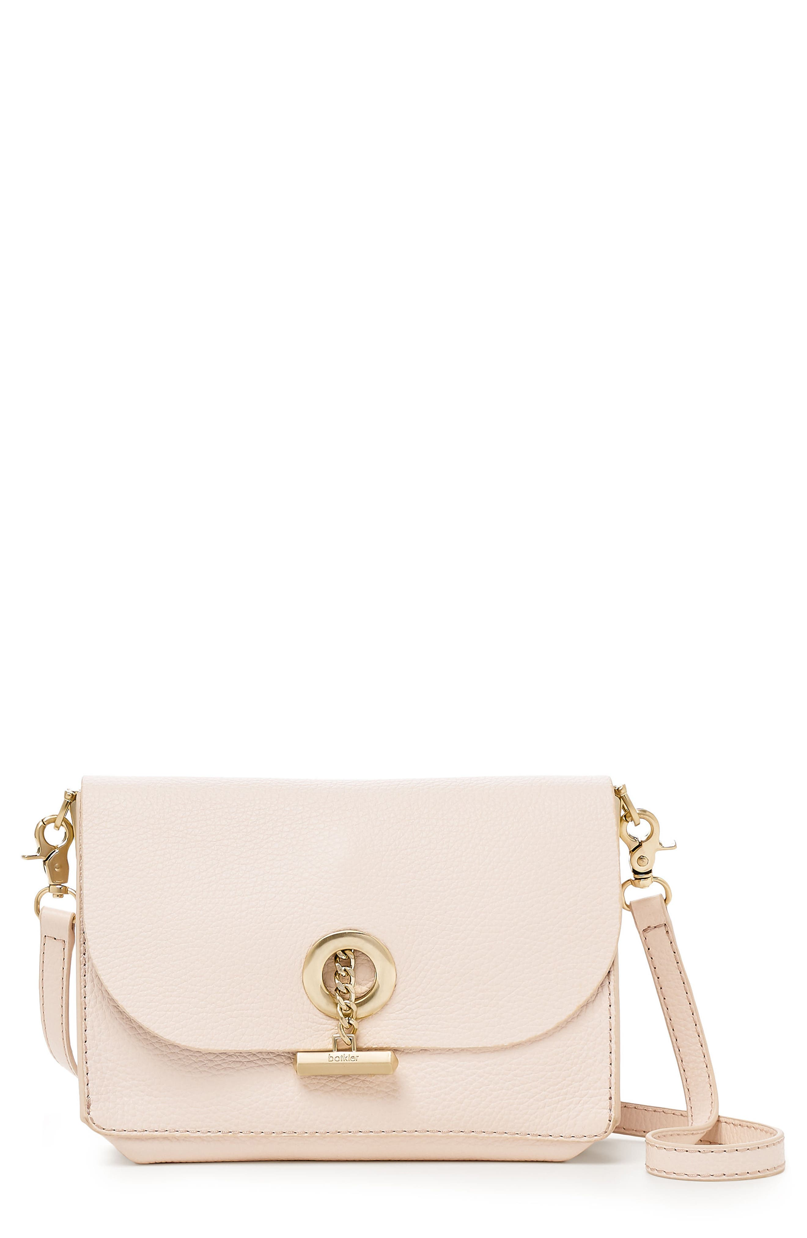 Waverly Leather Crossbody Bag,                             Main thumbnail 8, color,