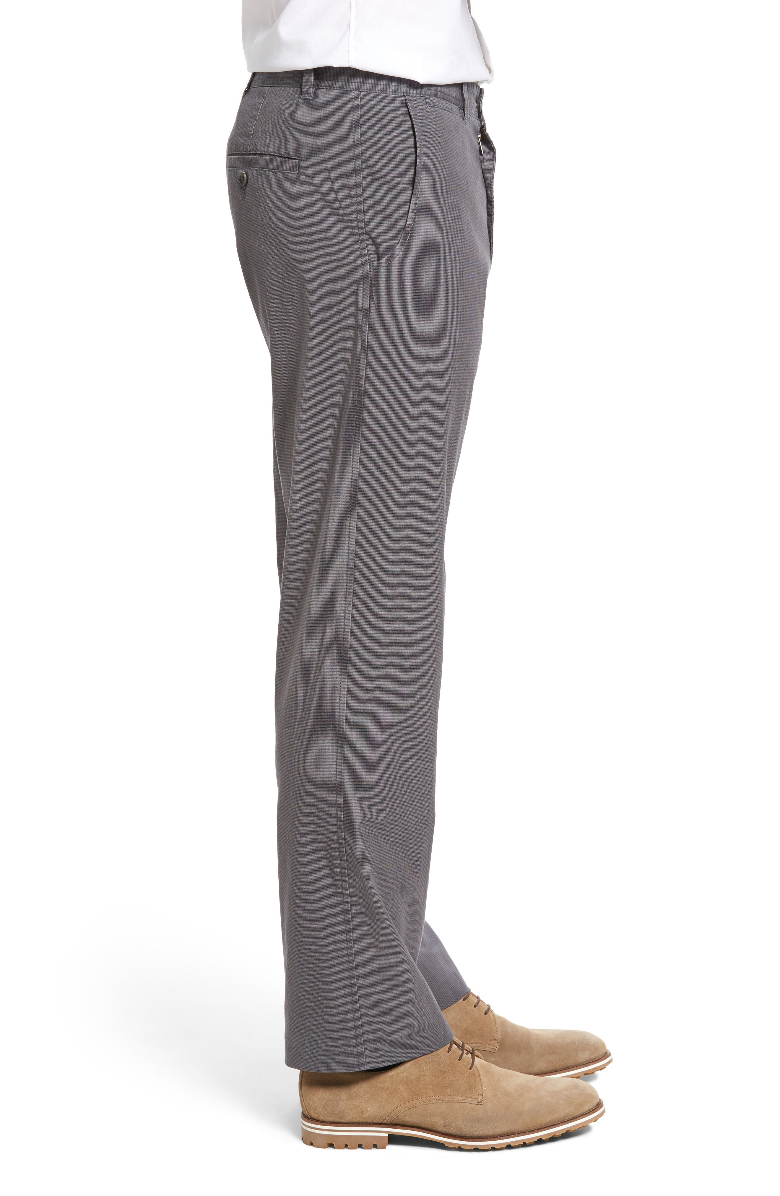 Woodward Regular Fit Trousers,                             Alternate thumbnail 3, color,                             069