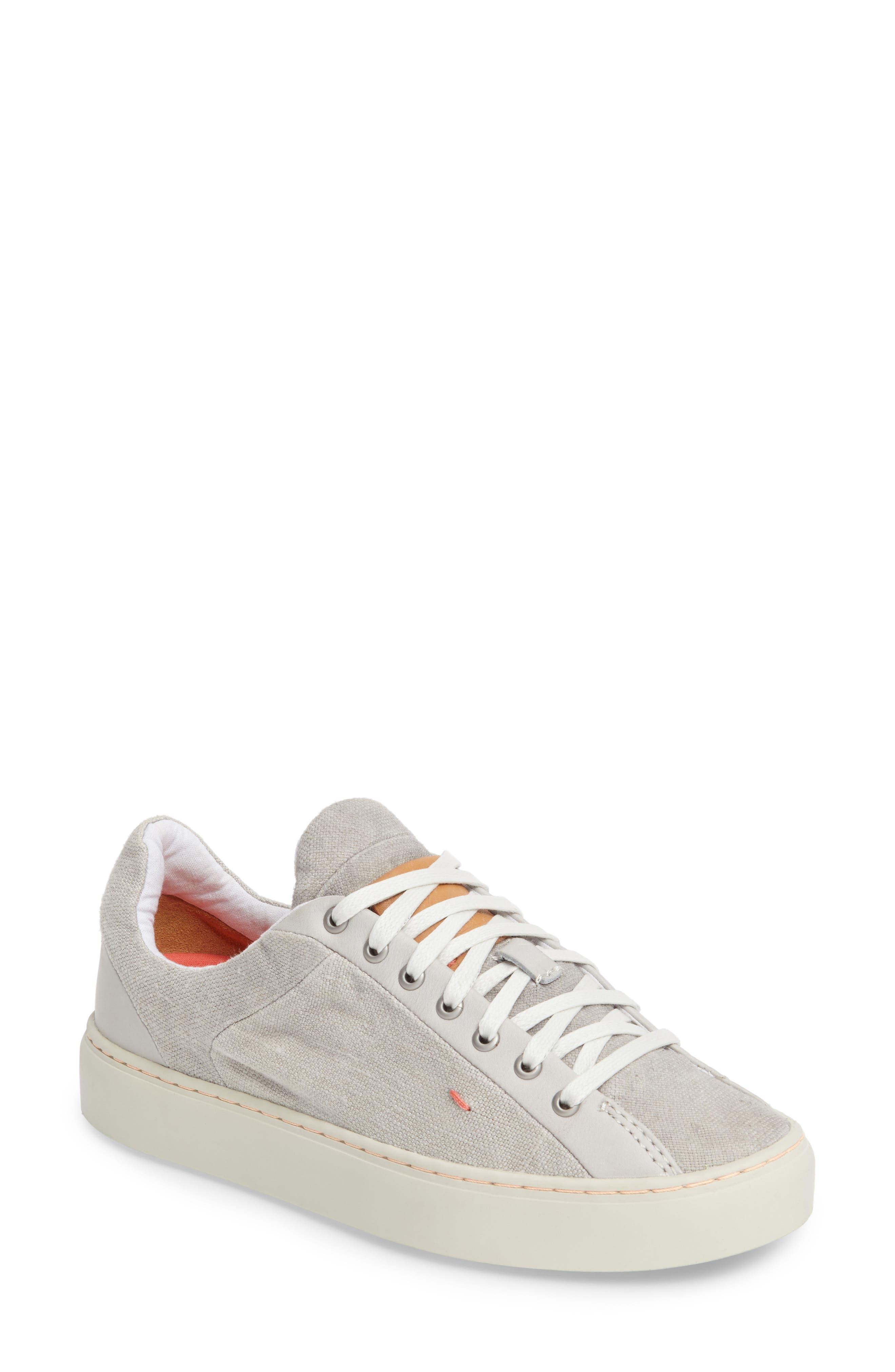 Somerville Sneaker,                             Main thumbnail 1, color,                             CONCRETE FABRIC