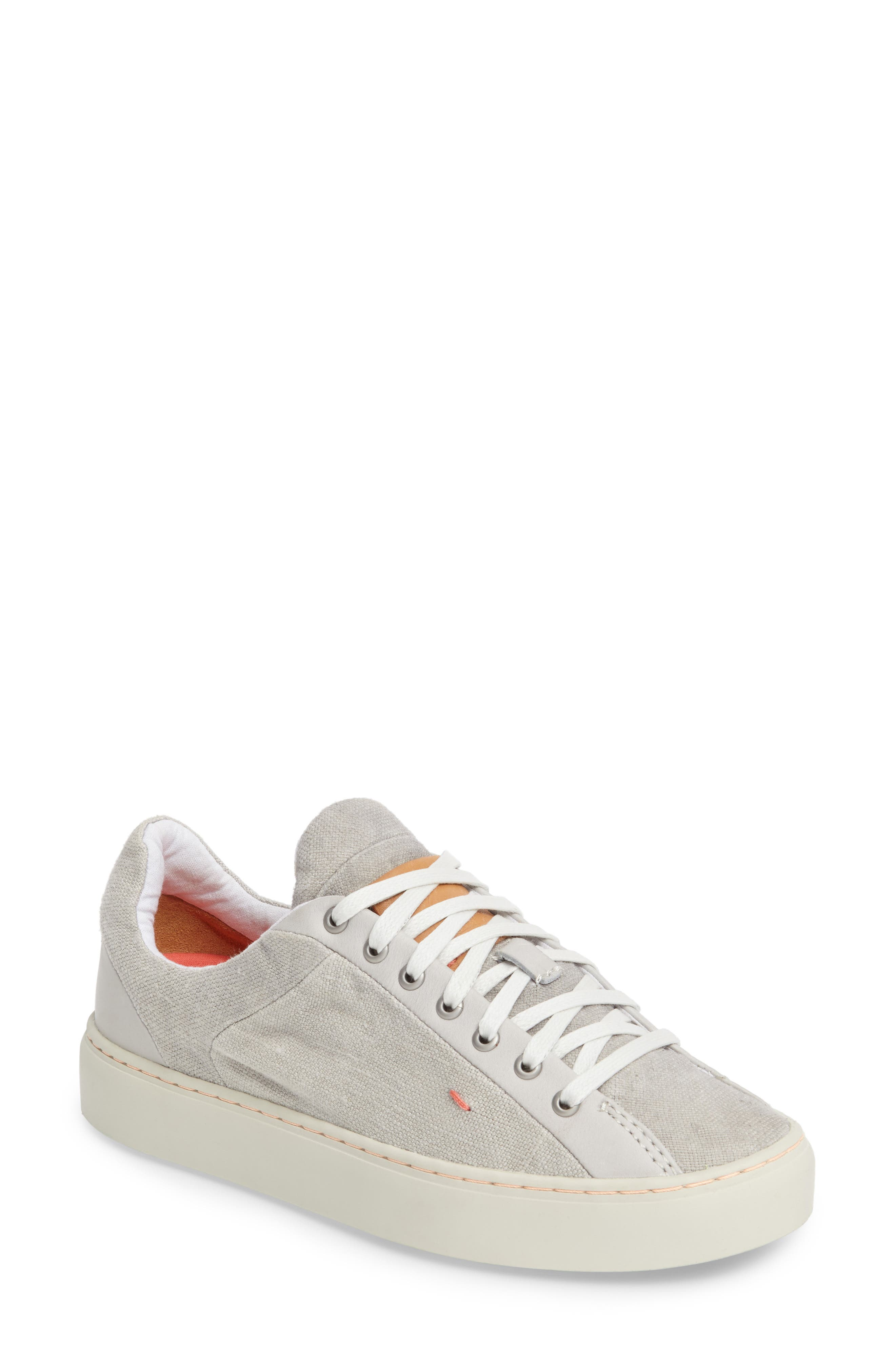 Somerville Sneaker,                         Main,                         color, CONCRETE FABRIC