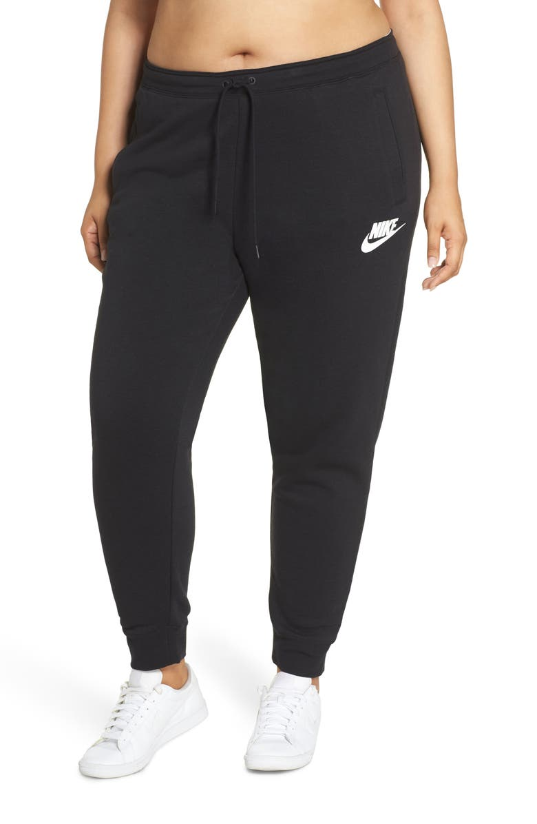 d2f9ed143978 Nike Sportswear Rally High Rise Jogger Pants (Plus Size)