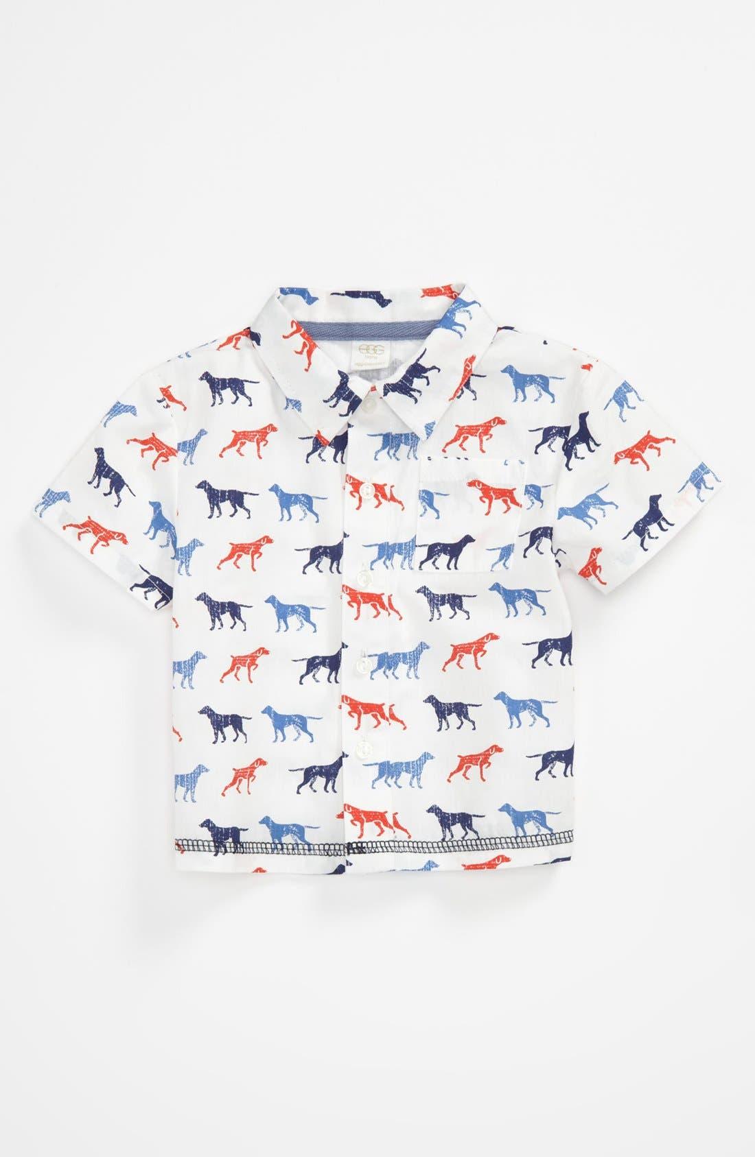 Woven Shirt,                             Main thumbnail 3, color,