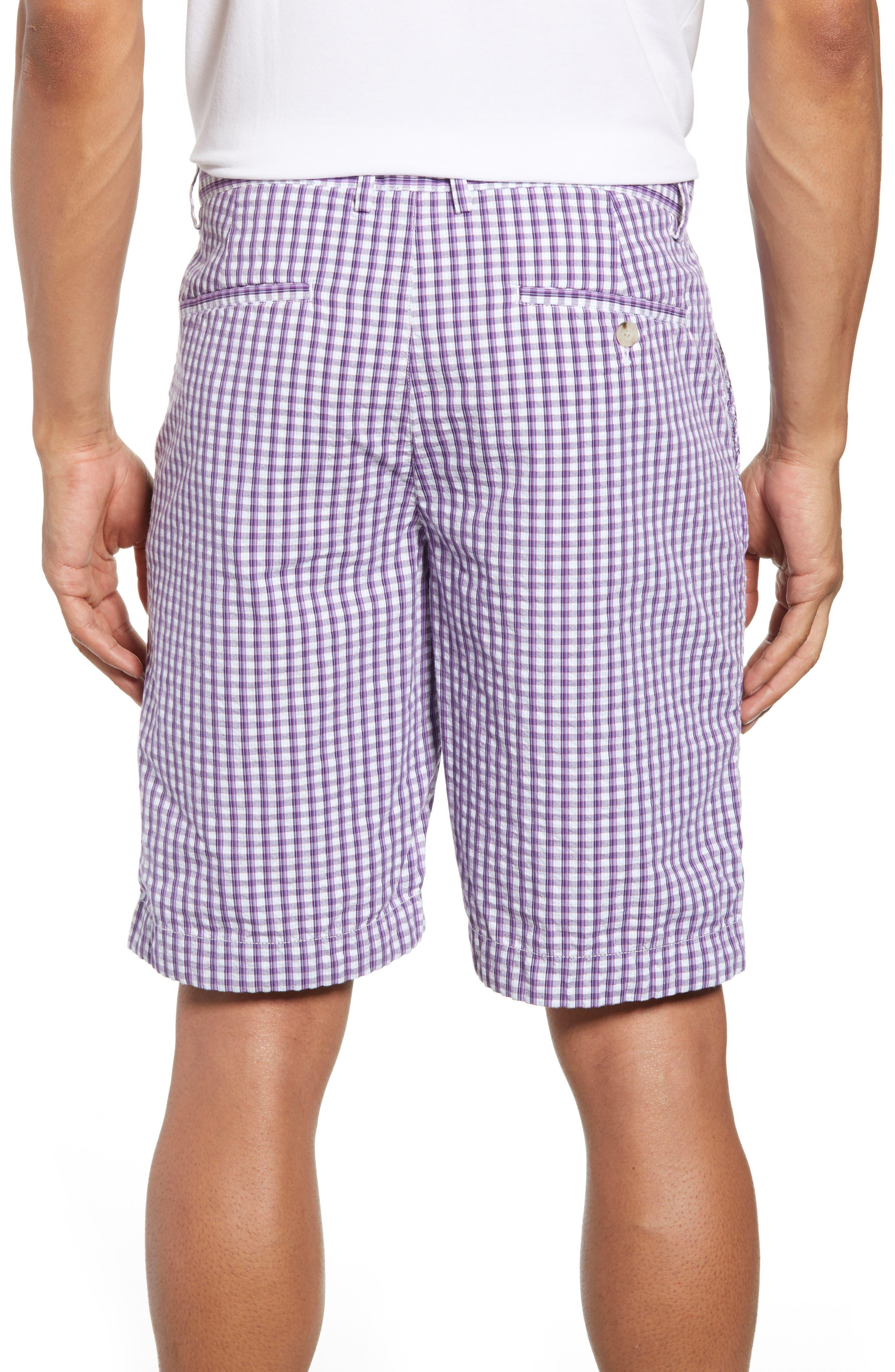 Melendez Classic Fit Shorts,                             Alternate thumbnail 2, color,                             RED