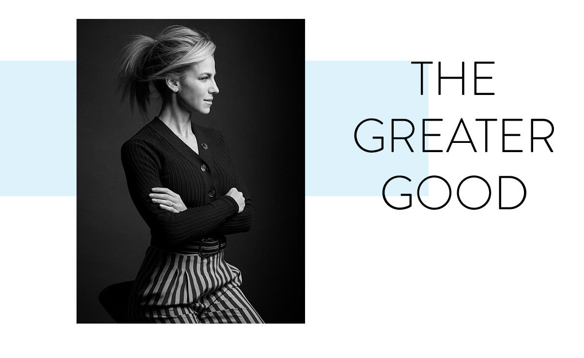 Philanthropist Jessica Seinfeld, founder of the Good+Foundation.