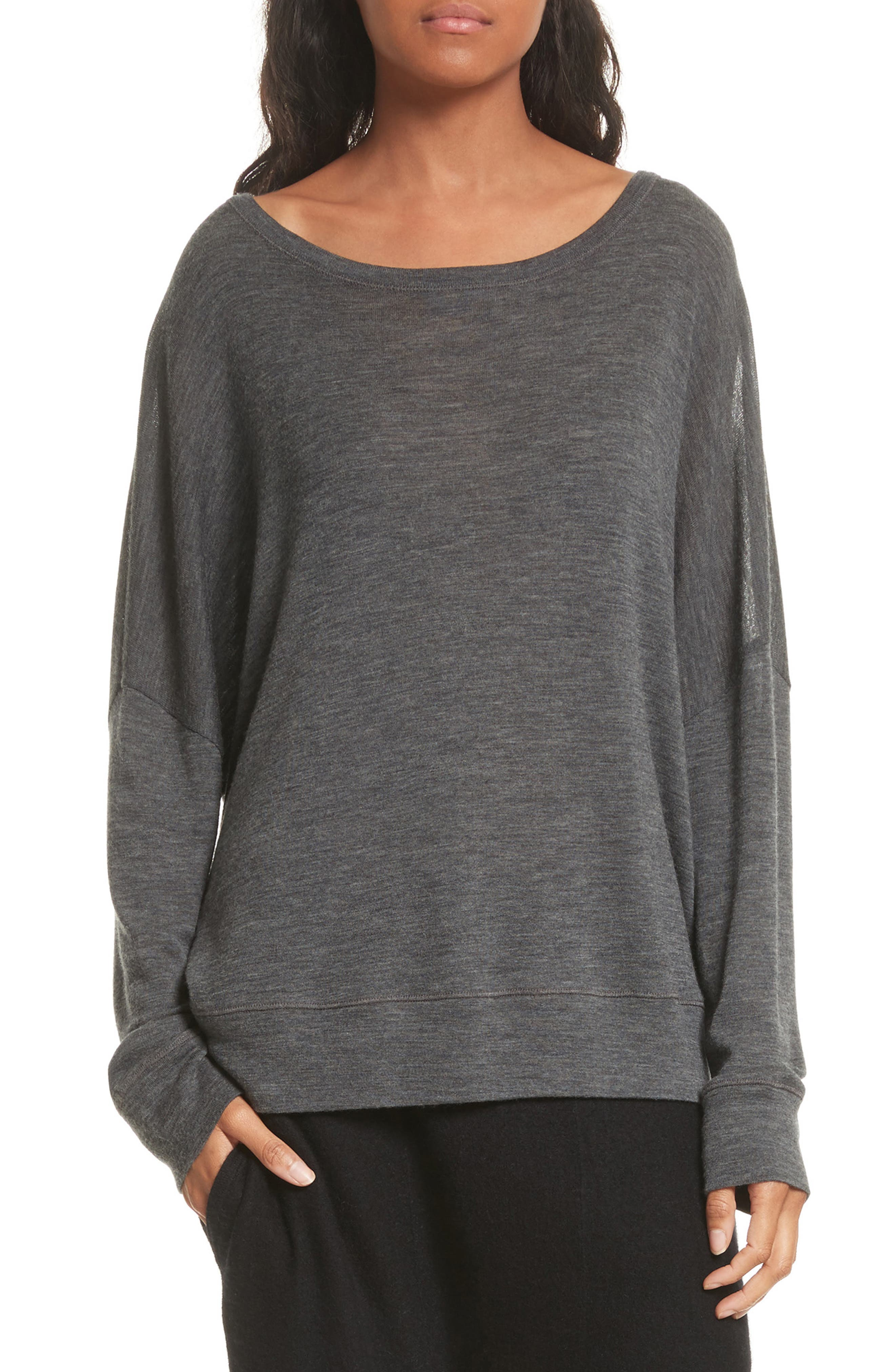 Wool Pullover,                         Main,                         color, 033
