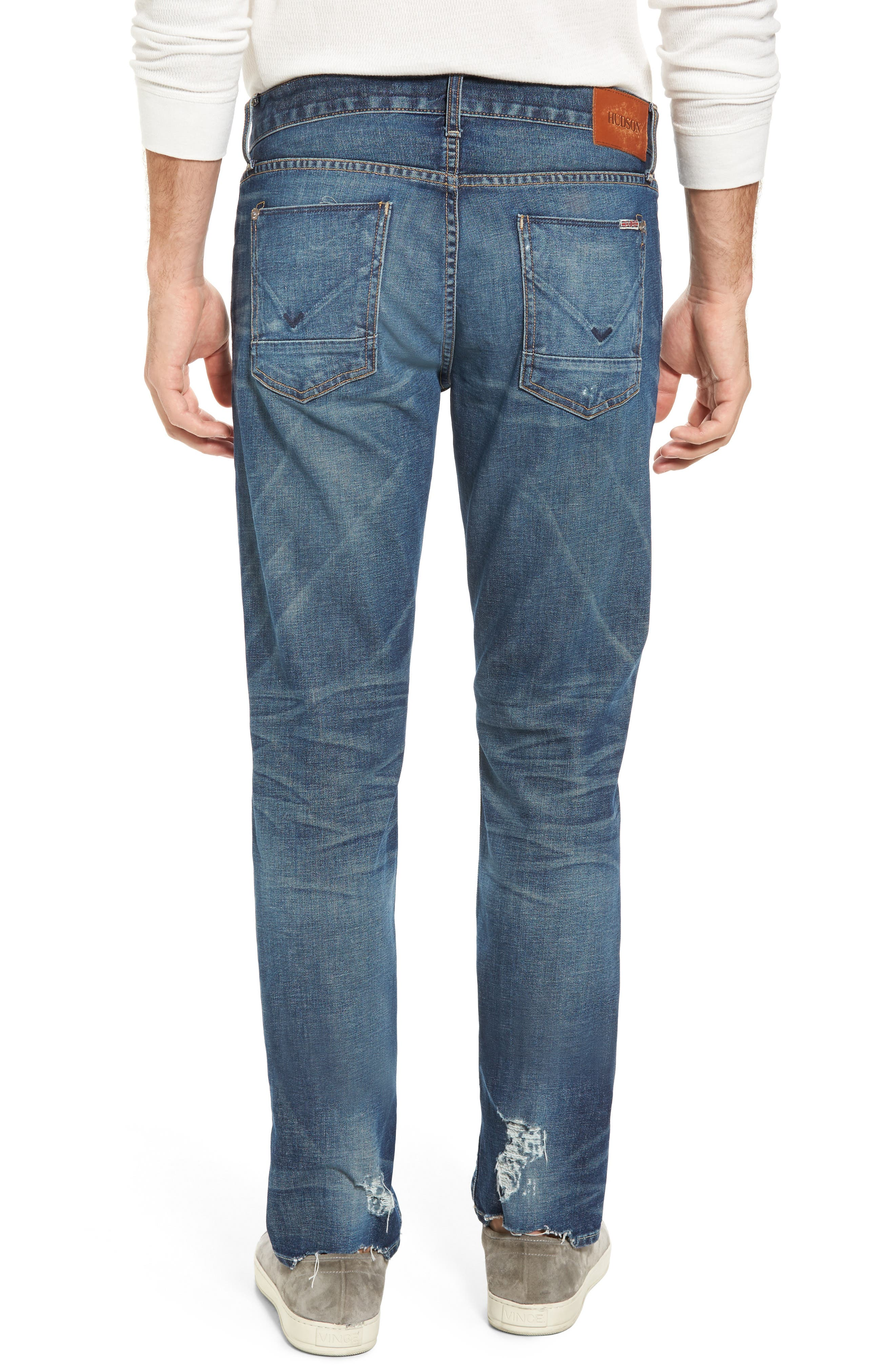 Blake Slim Fit Jeans,                             Alternate thumbnail 2, color,                             425