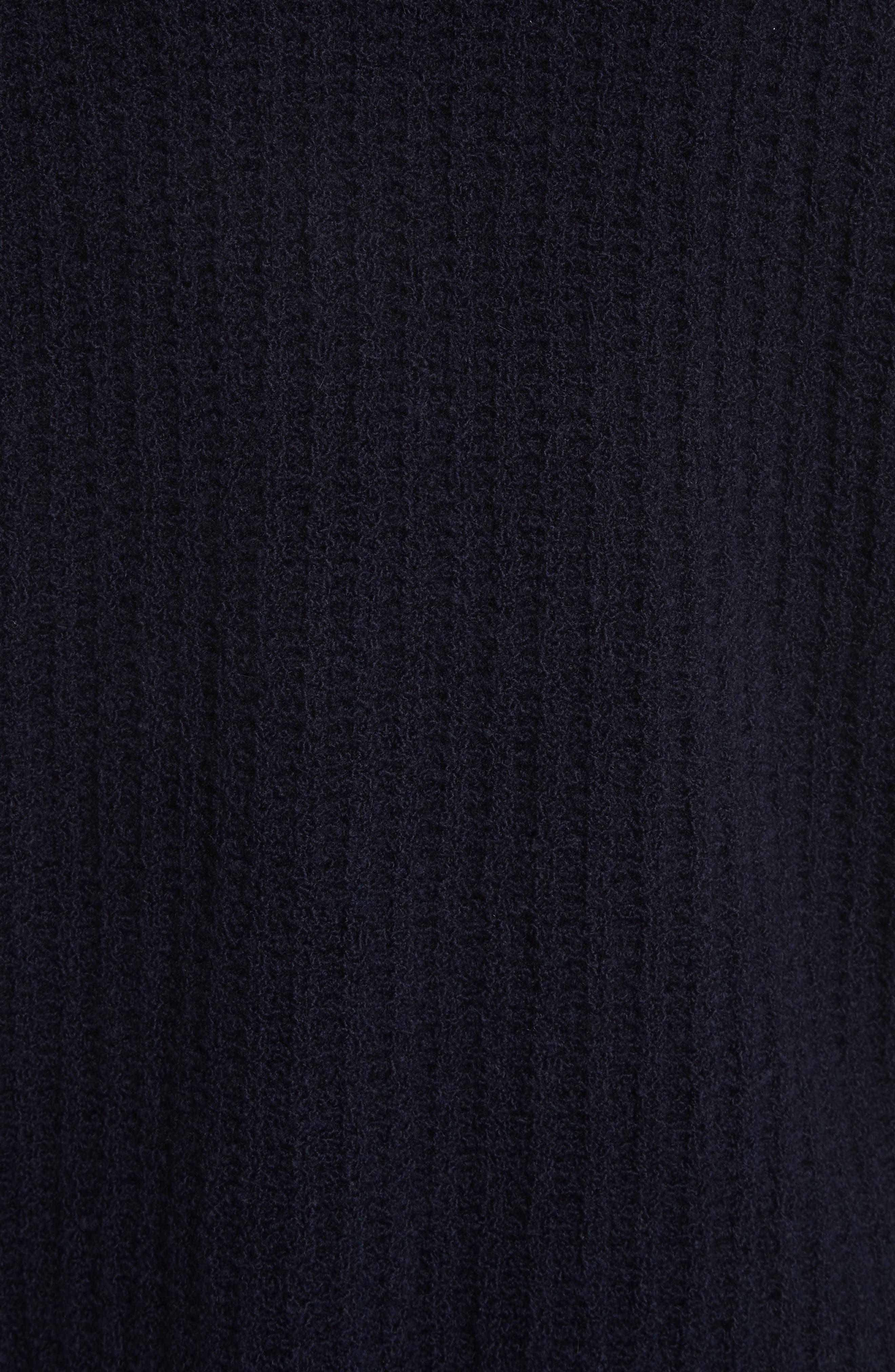 Deep V-Neck Cashmere Blend Sweater,                             Alternate thumbnail 15, color,