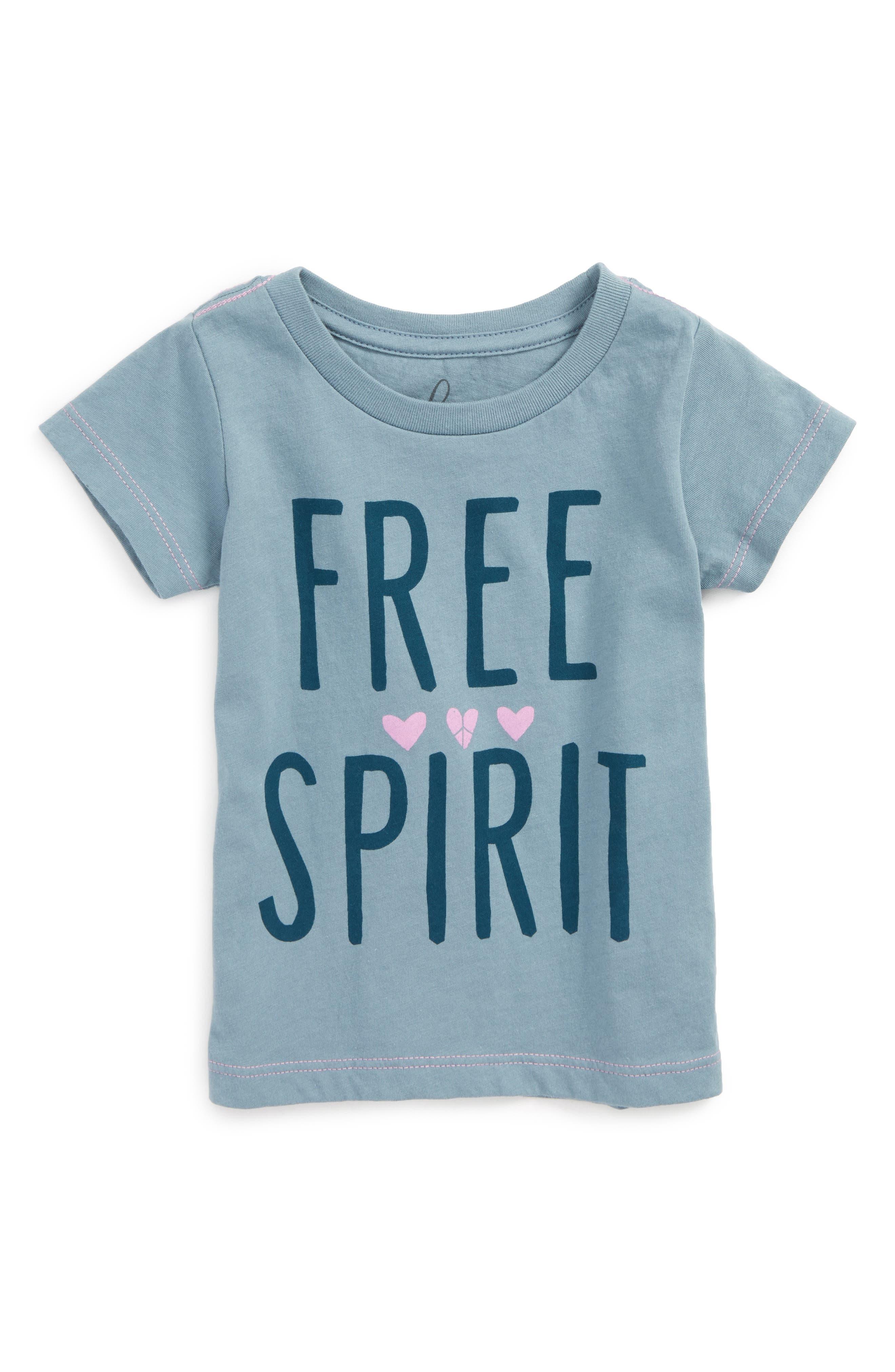 Peek Free Spirit Graphic Tee,                         Main,                         color, 423