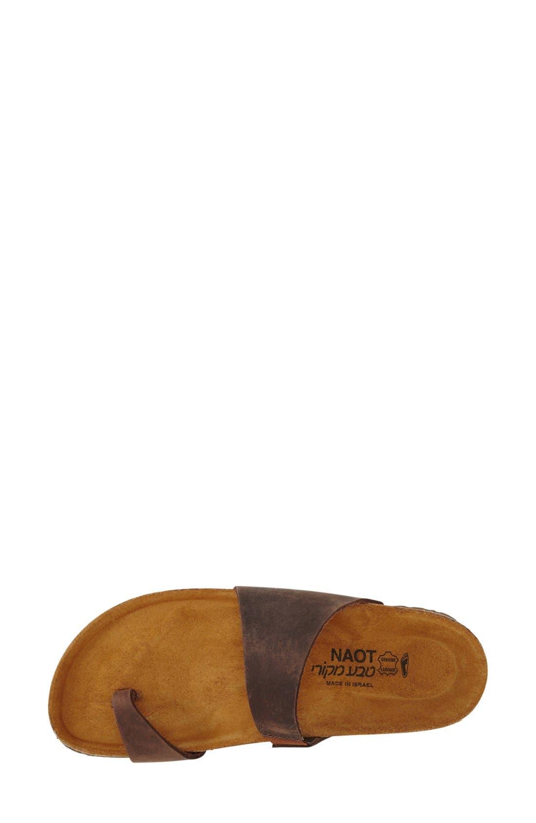 'Santa Fe' Sandal,                             Alternate thumbnail 3, color,                             200