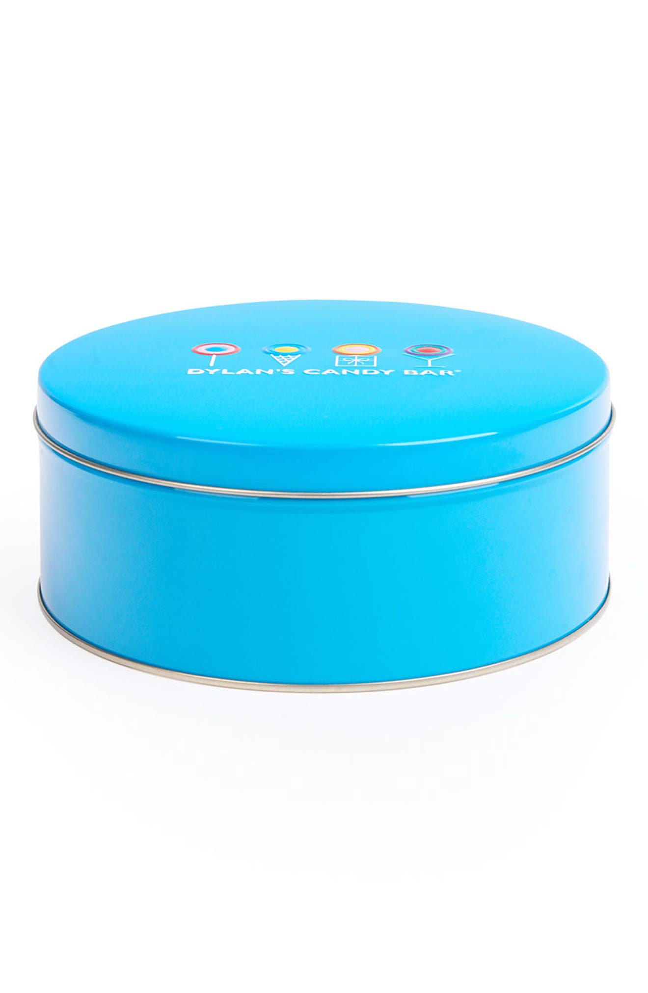 Signature Chocolate Trio Tin,                             Alternate thumbnail 2, color,                             BLUE