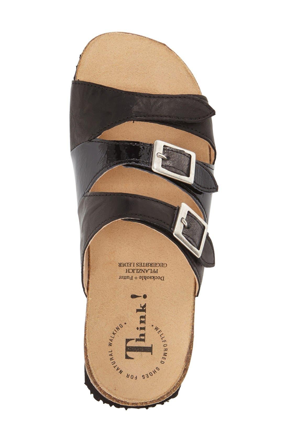 'Mizzi' Sandal,                             Alternate thumbnail 8, color,
