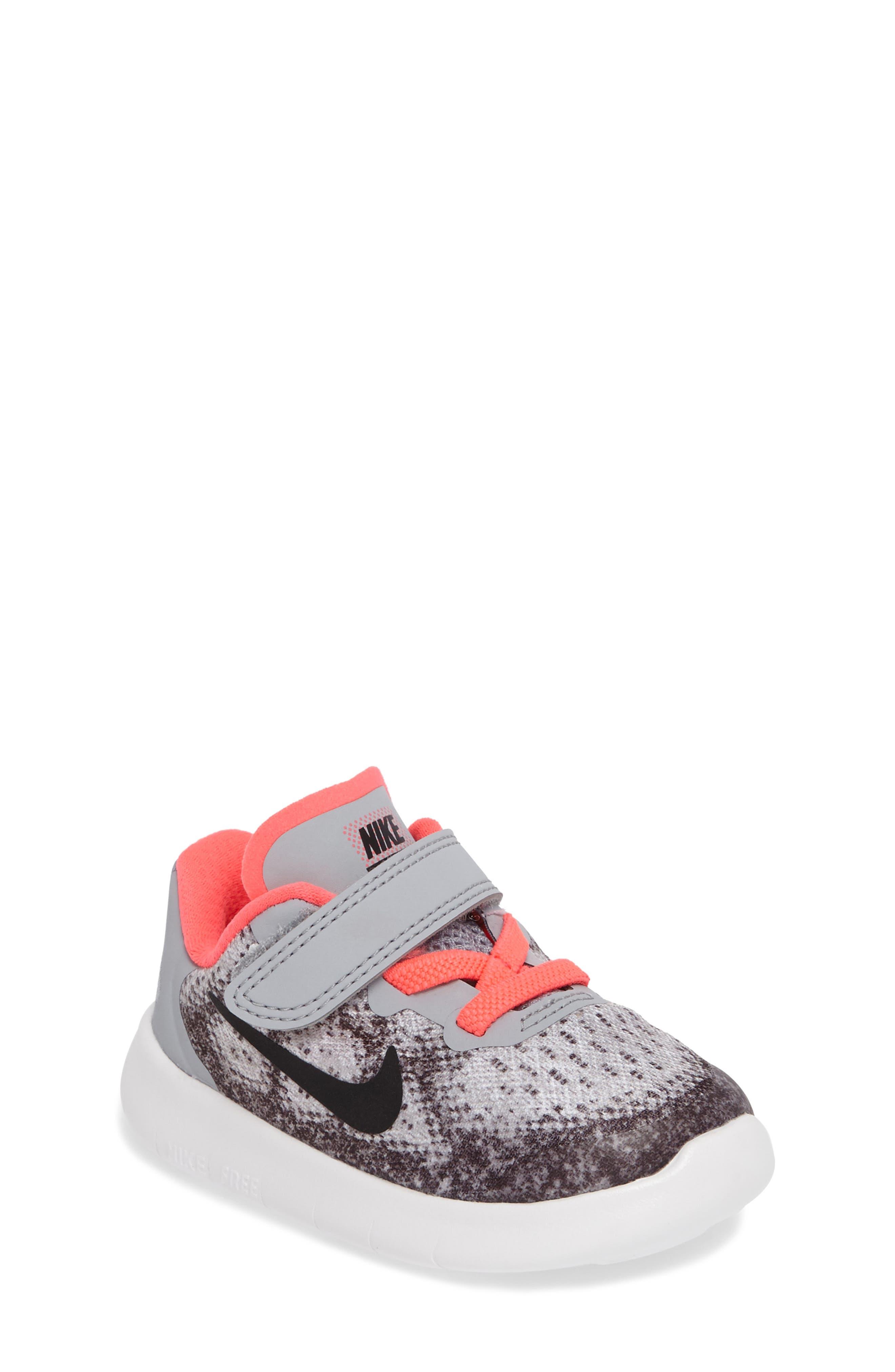 Free Run 2017 Sneaker,                             Main thumbnail 1, color,                             020