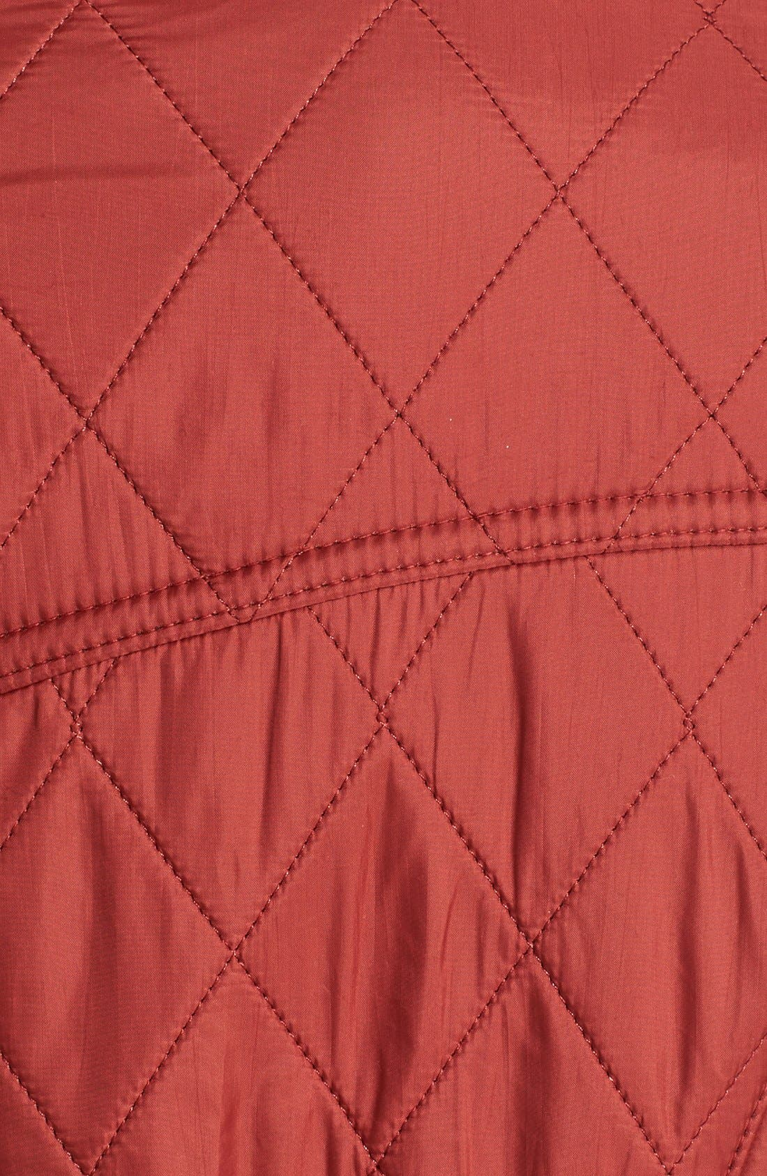 'Cavalry' Quilted Jacket,                             Alternate thumbnail 32, color,