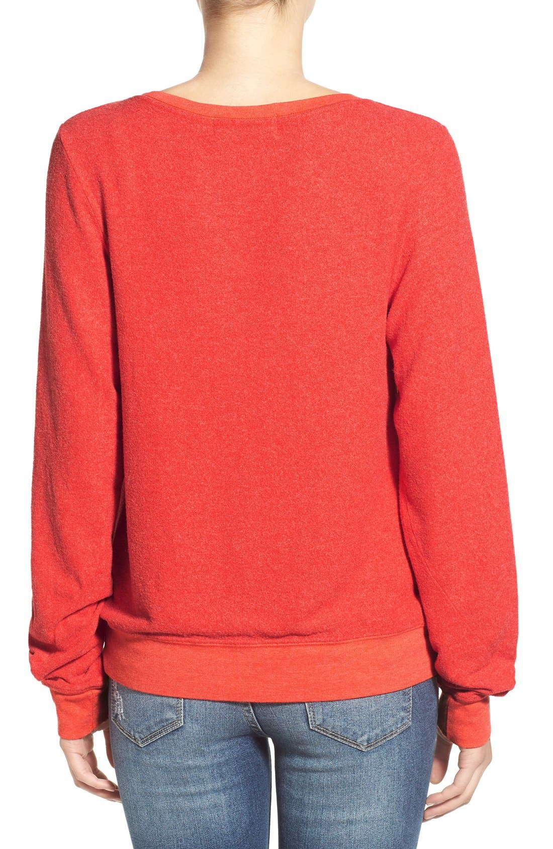 'Baggy Beach Jumper' Pullover,                             Alternate thumbnail 79, color,