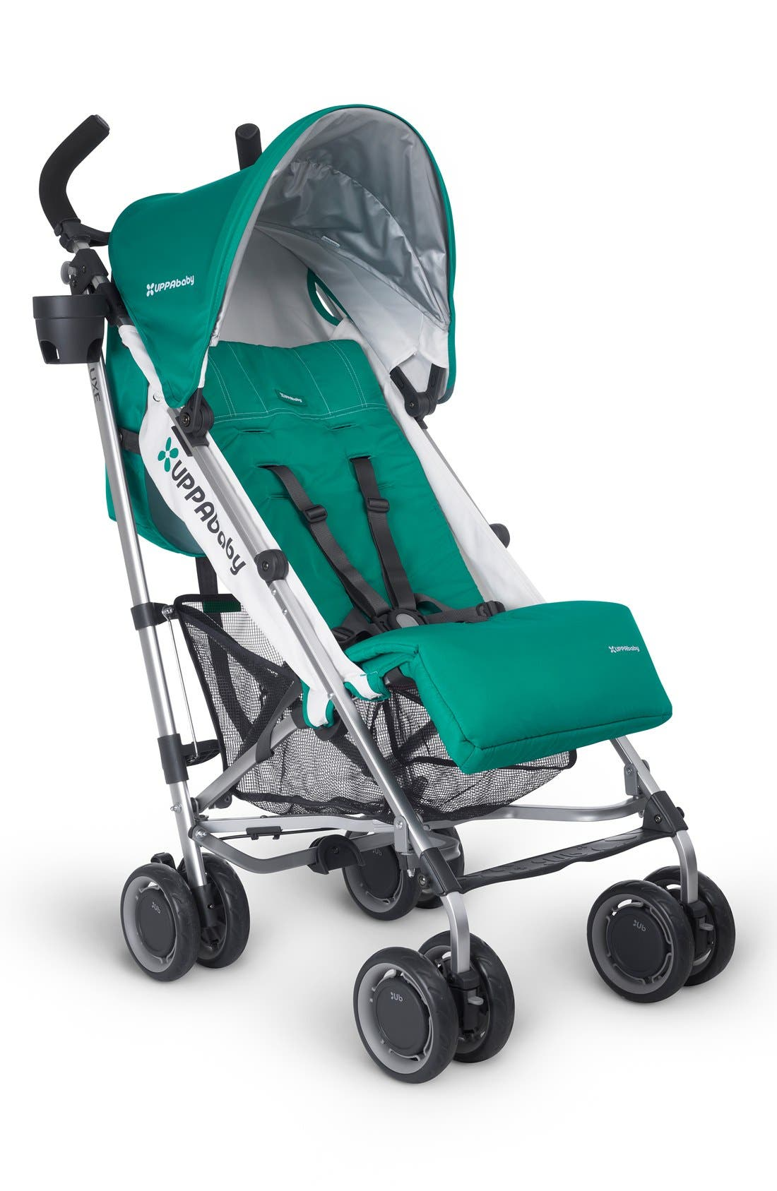 2015 G-LUXE - Aluminum Frame Reclining Umbrella Stroller,                             Main thumbnail 2, color,