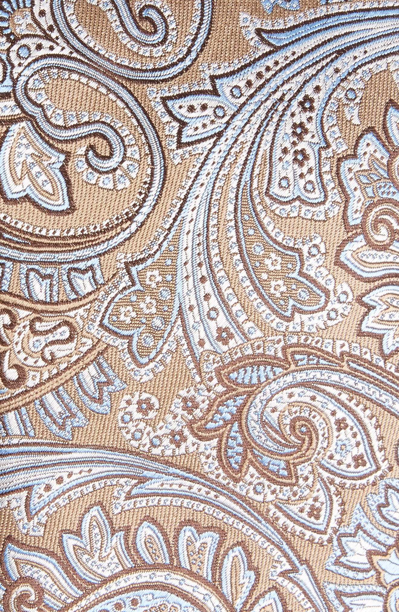 Paisley Silk Tie,                             Alternate thumbnail 2, color,                             292