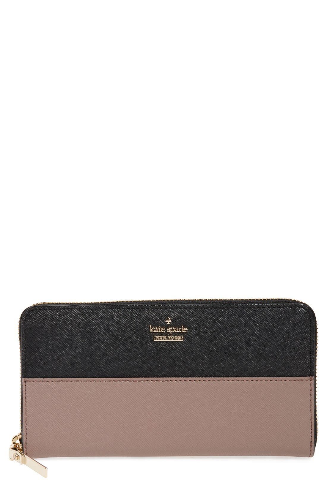 'cameron street - lacey' leather wallet,                             Main thumbnail 11, color,
