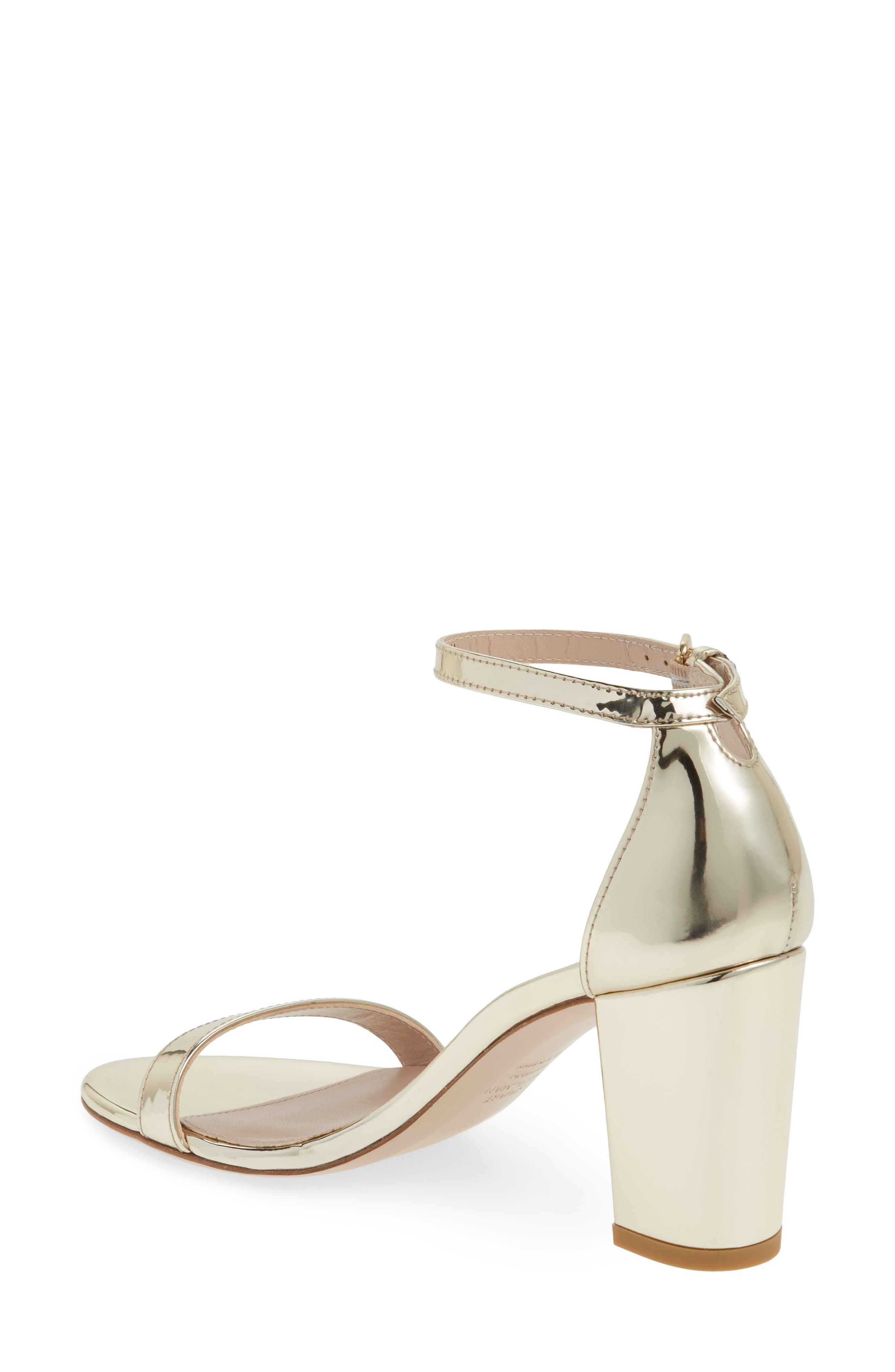 NearlyNude Ankle Strap Sandal,                             Alternate thumbnail 36, color,