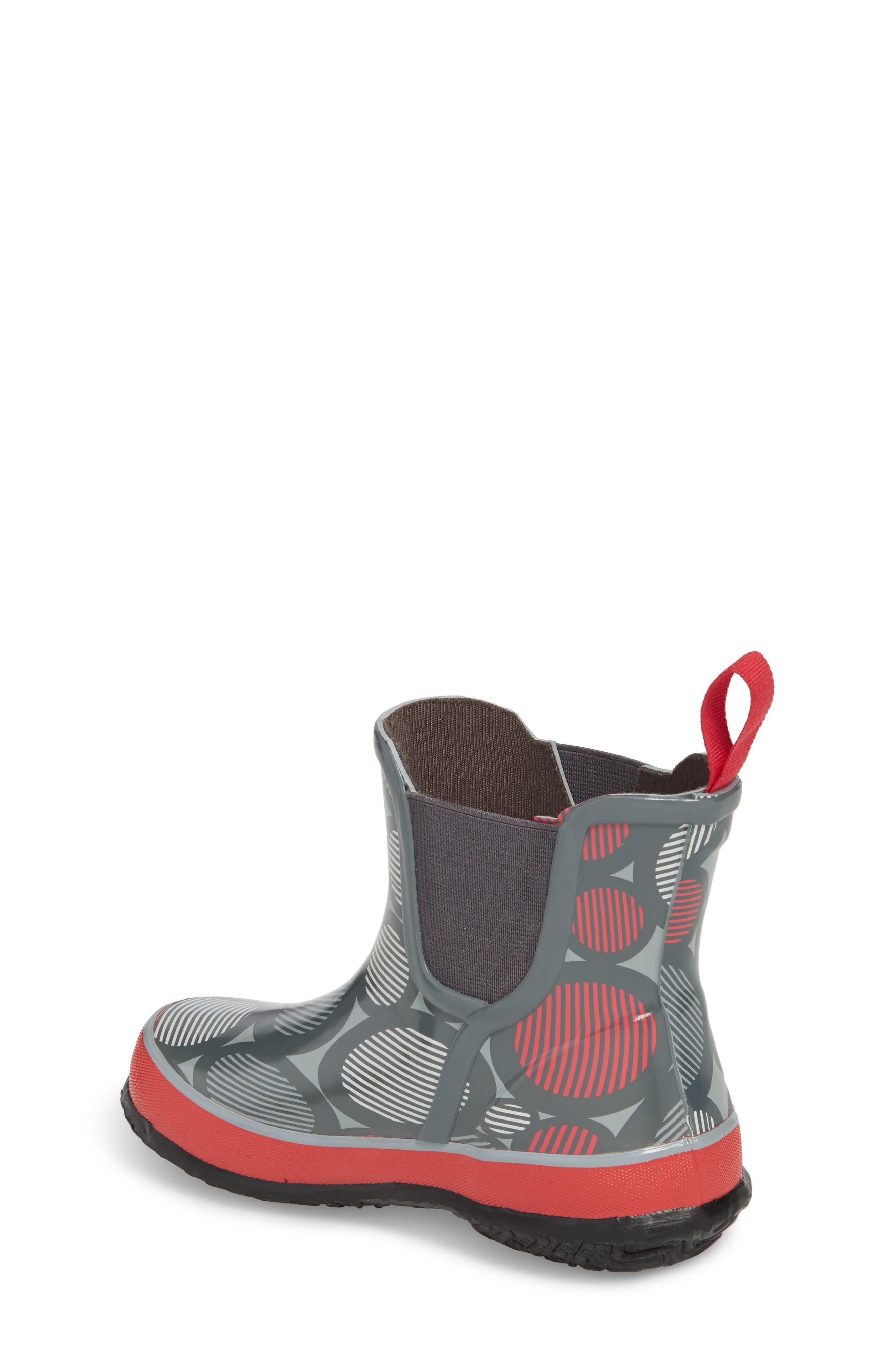 Amanda Multi Dot Waterproof Rain Boot,                             Alternate thumbnail 2, color,                             062