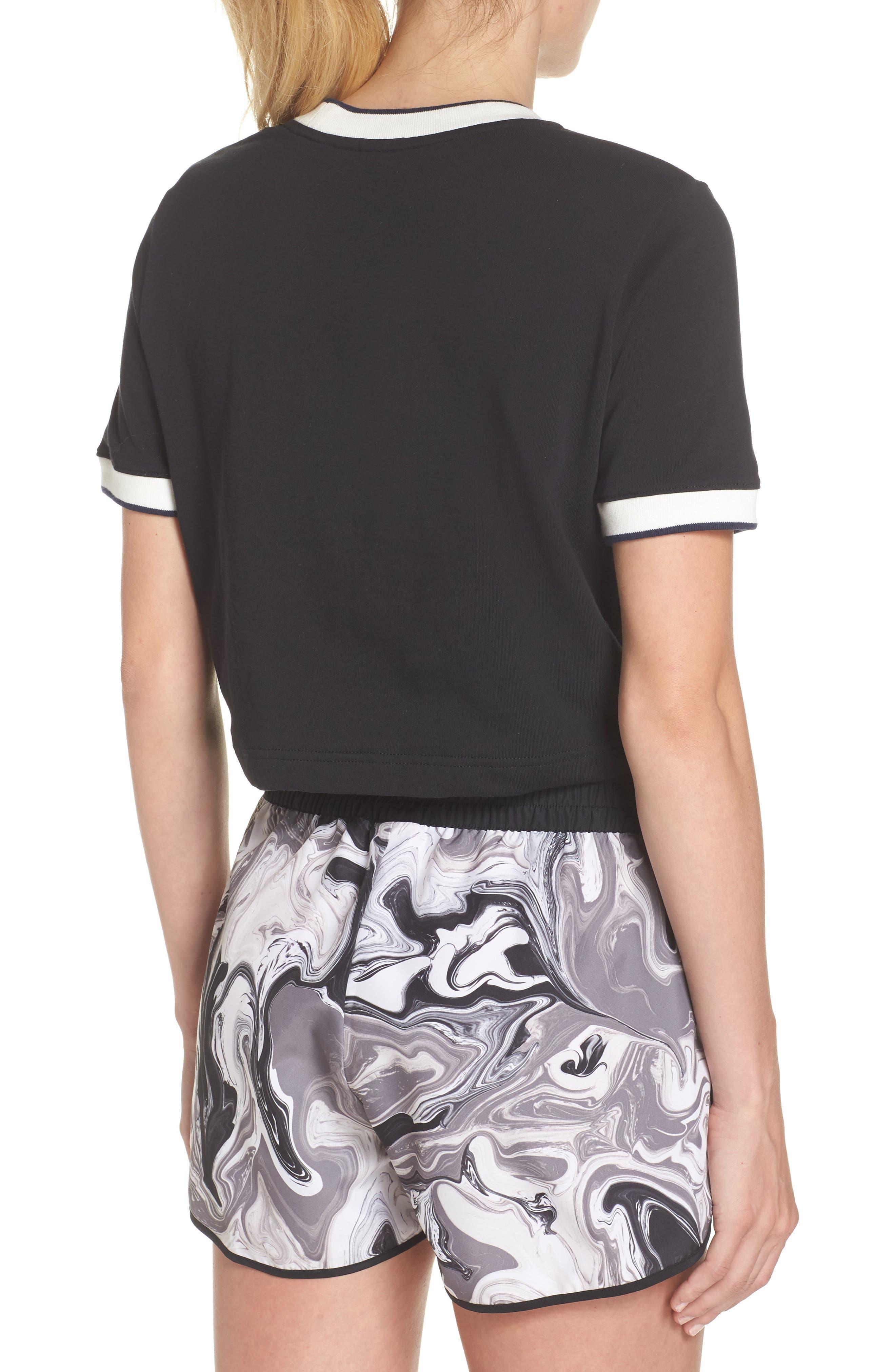 Sportswear Crop Top,                             Alternate thumbnail 2, color,                             010