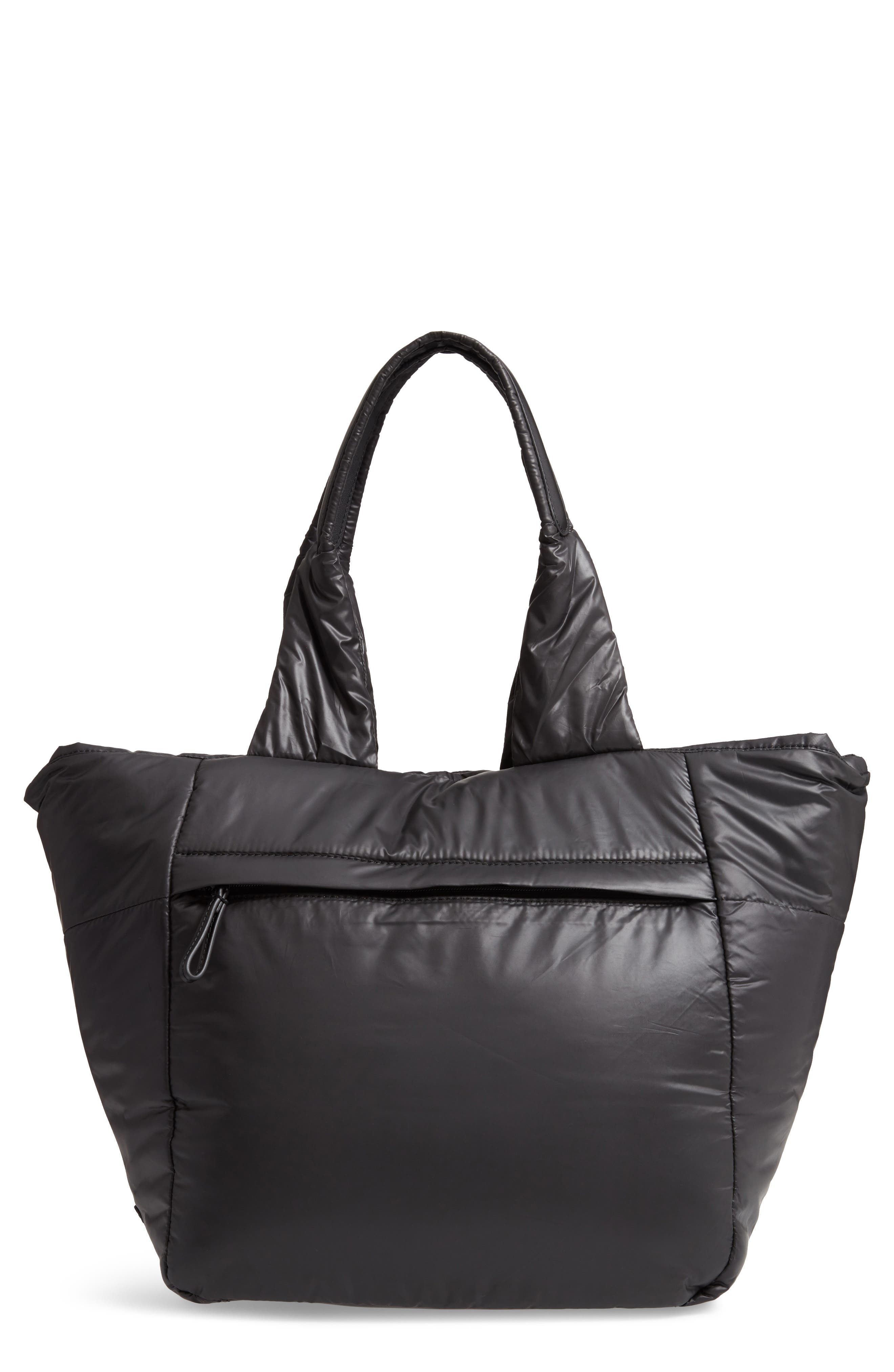 Cumulus Tote,                         Main,                         color, BLACK