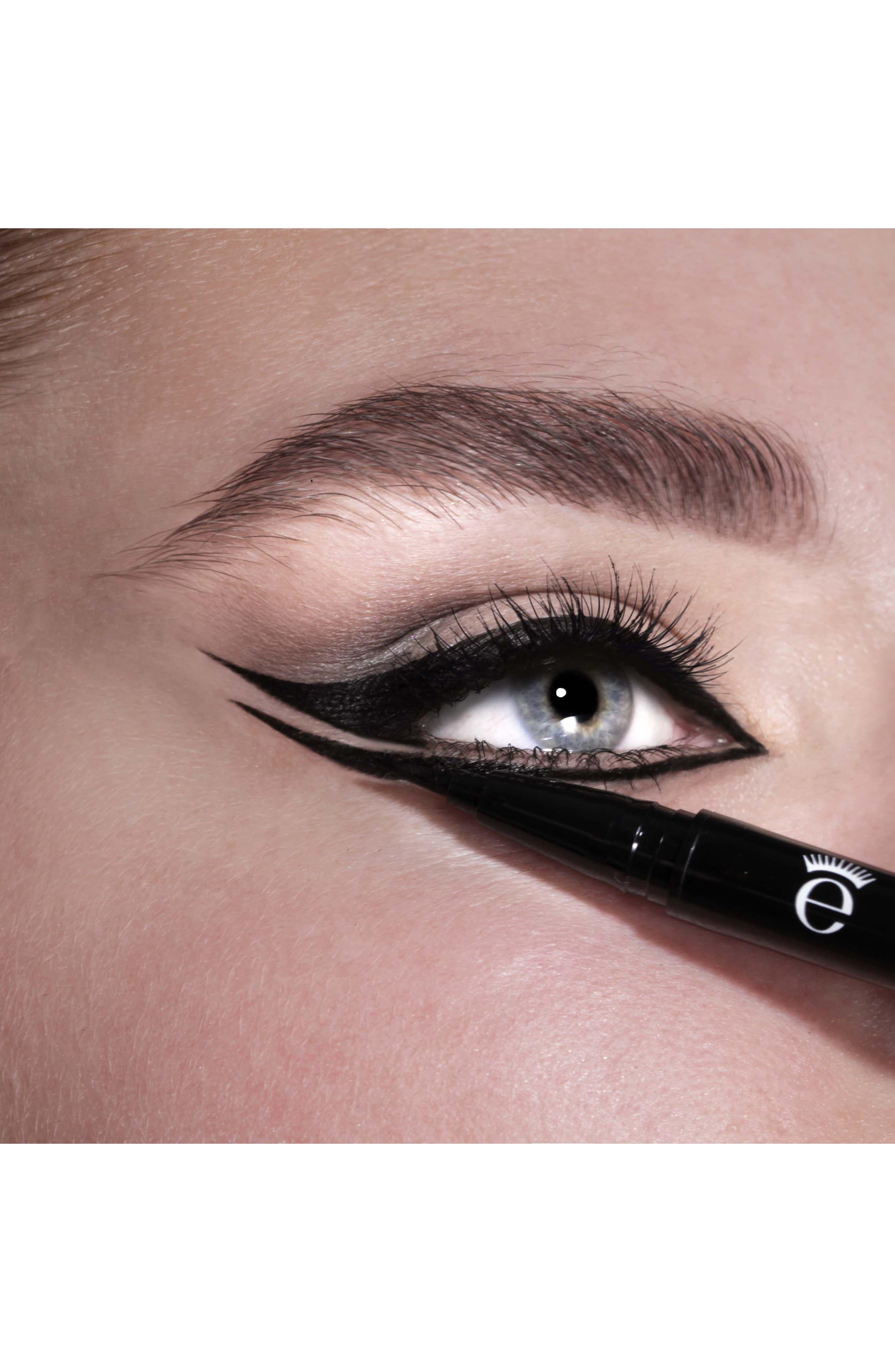 Black Magic Liquid Eyeliner,                             Alternate thumbnail 3, color,