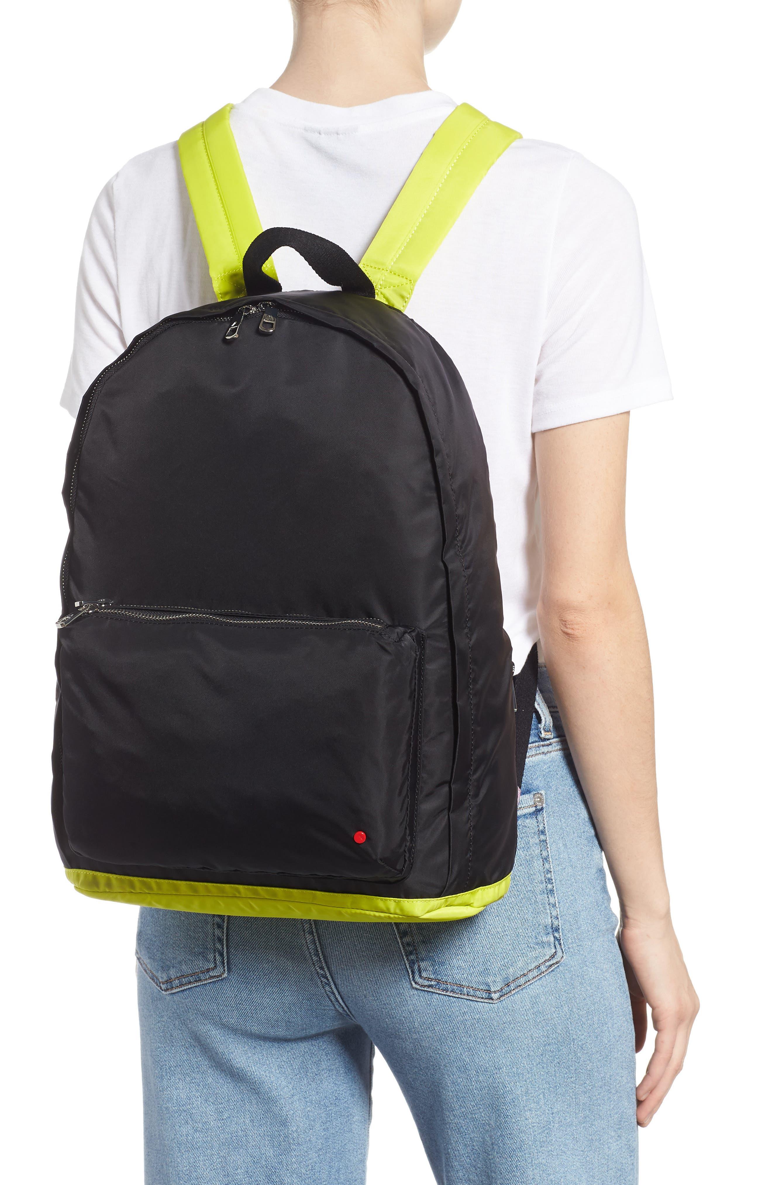 The Heights Lorimer Backpack,                             Alternate thumbnail 2, color,                             BLACK MULTI