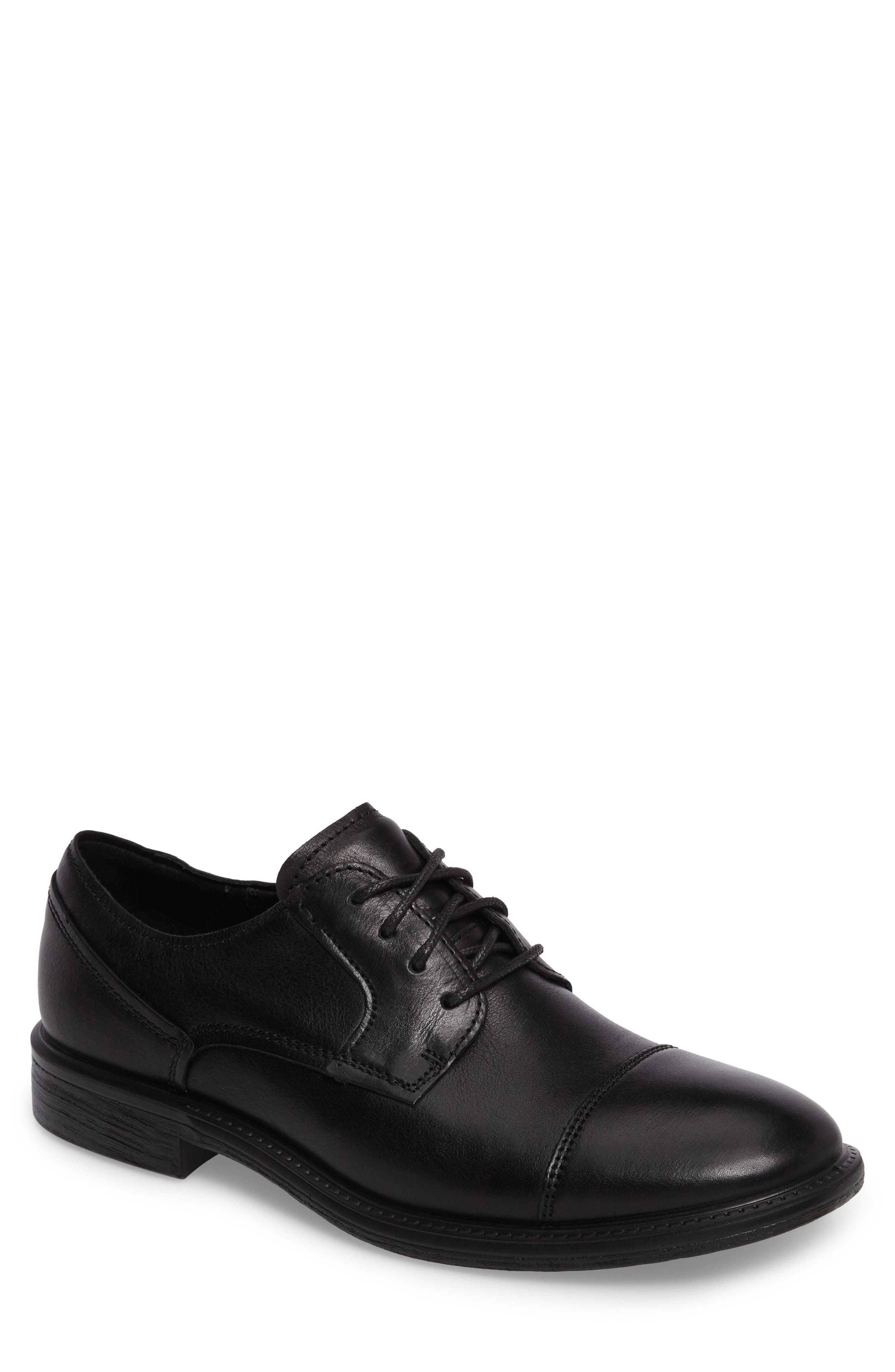 Knoxville Cap Toe Derby,                         Main,                         color, 001