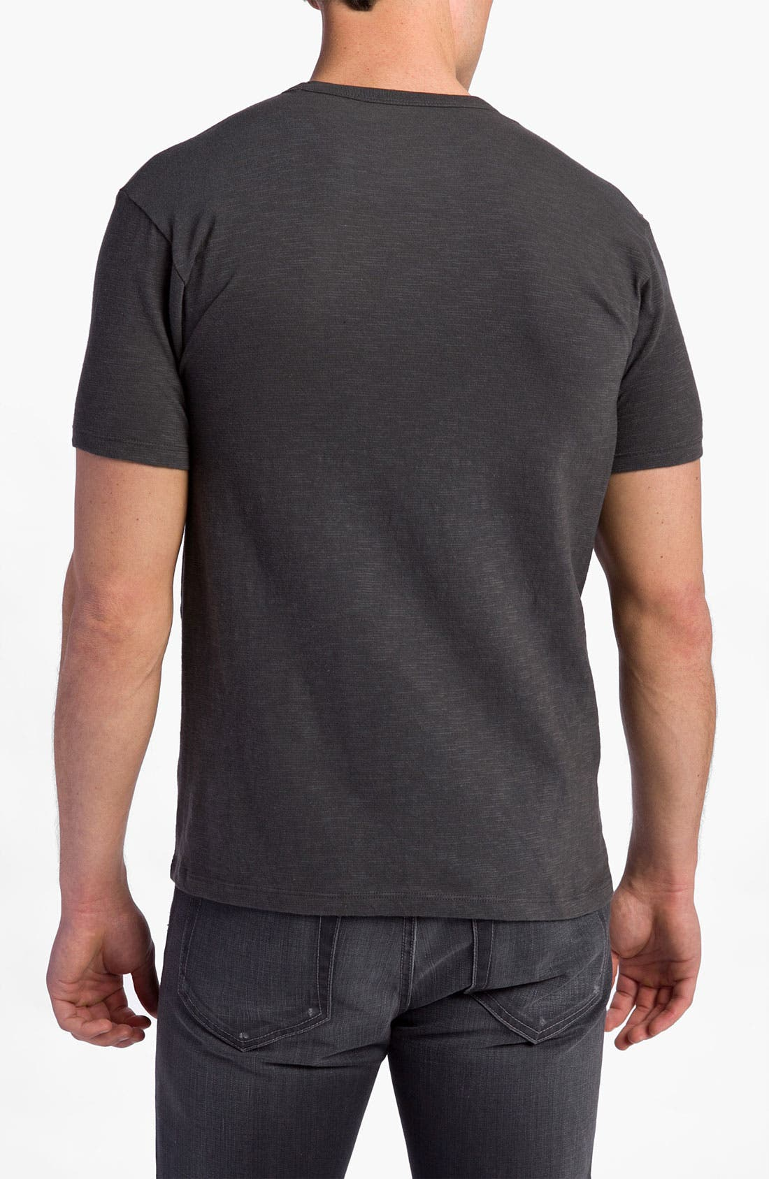 'Chicago Cubs' Regular Fit Crewneck T-Shirt,                             Alternate thumbnail 31, color,