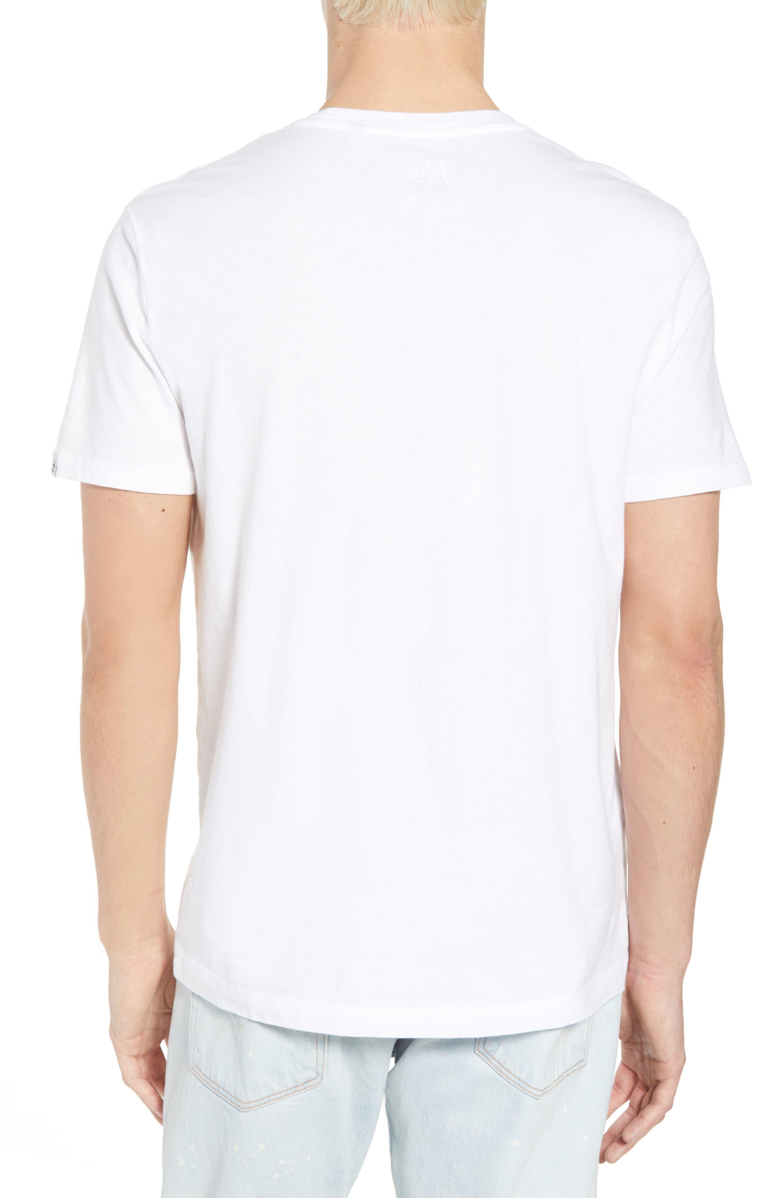 Treat Yo Self T-Shirt,                             Alternate thumbnail 3, color,