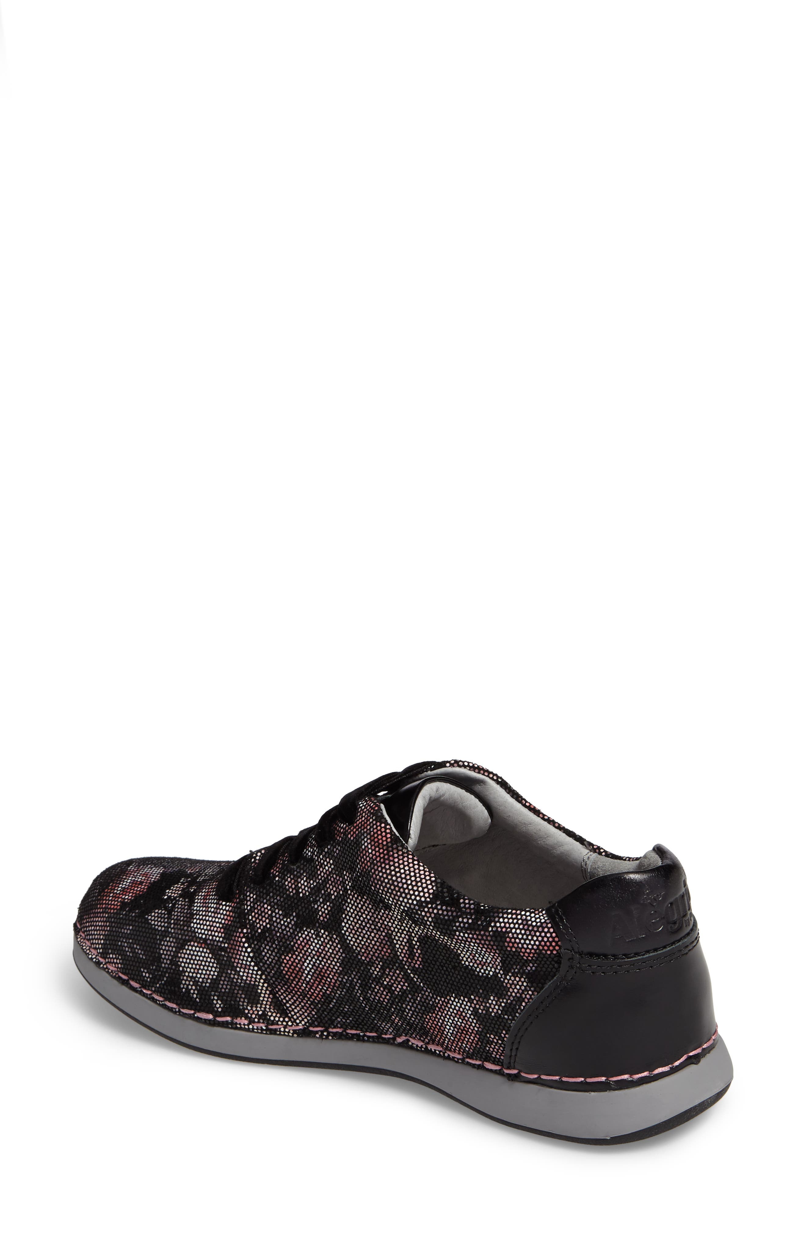 Essence Lace-Up Leather Oxford,                             Alternate thumbnail 2, color,                             001