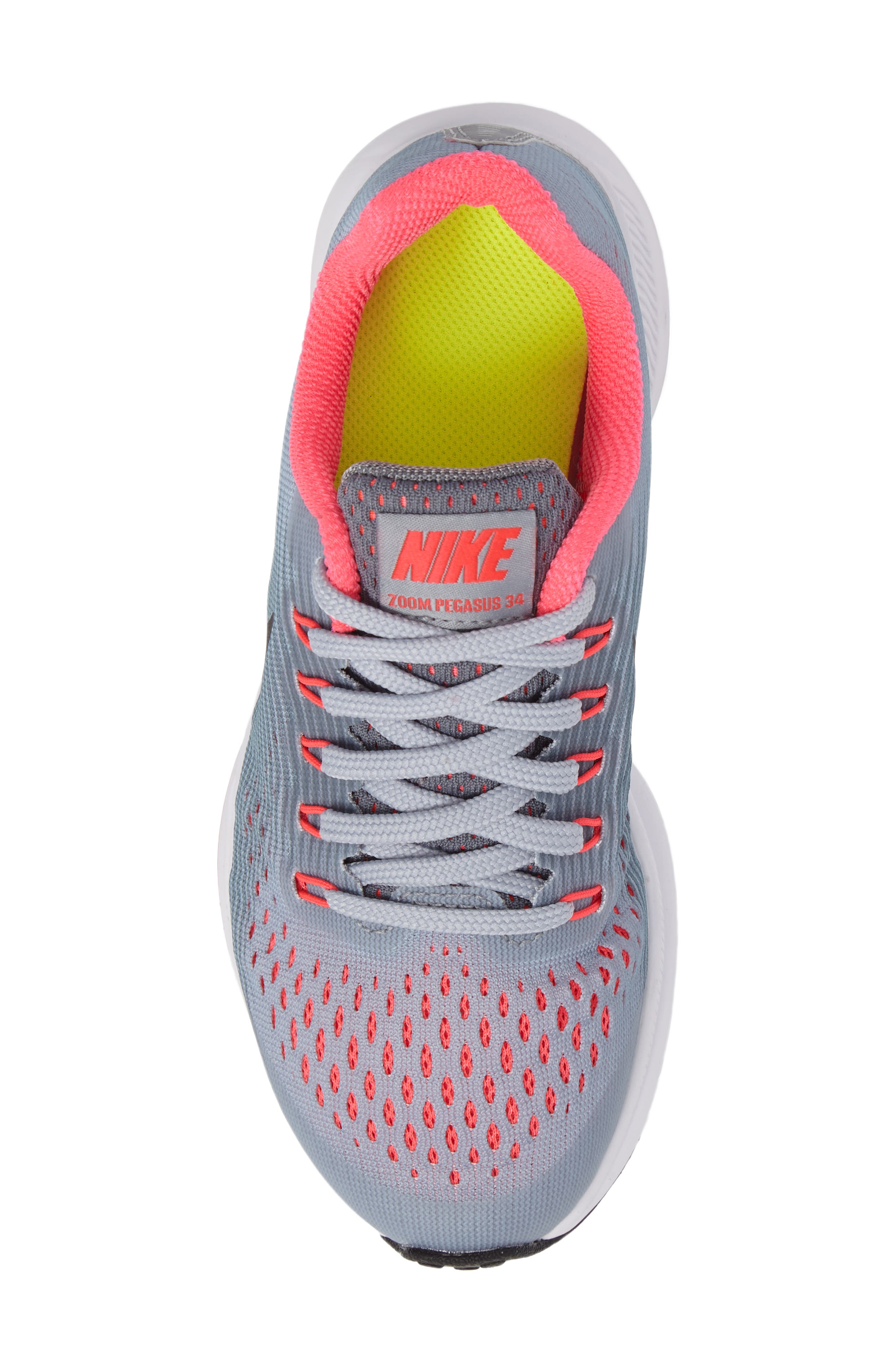 Zoom Pegasus 34 Sneaker,                             Alternate thumbnail 22, color,