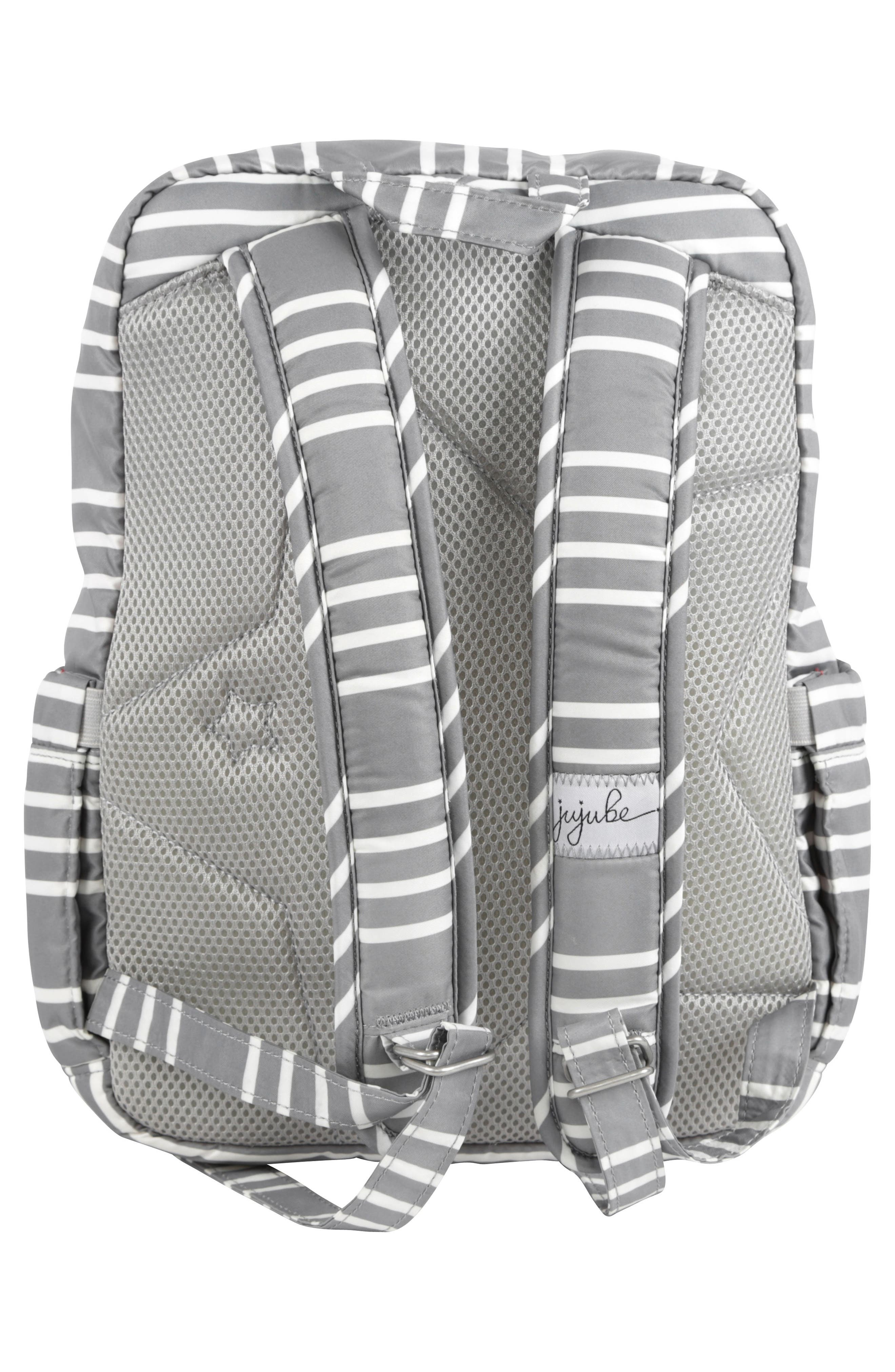 Mini Be - Coastal Collection Diaper Backpack,                             Alternate thumbnail 3, color,                             042