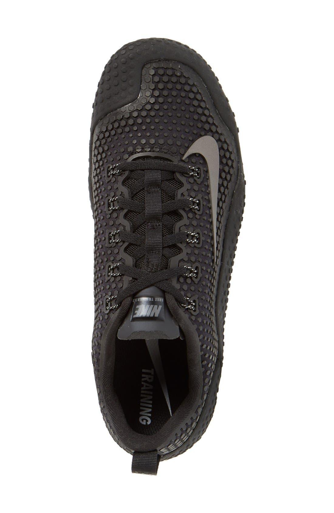 'Free Trainer 1.0' Training Shoe,                             Alternate thumbnail 2, color,                             001