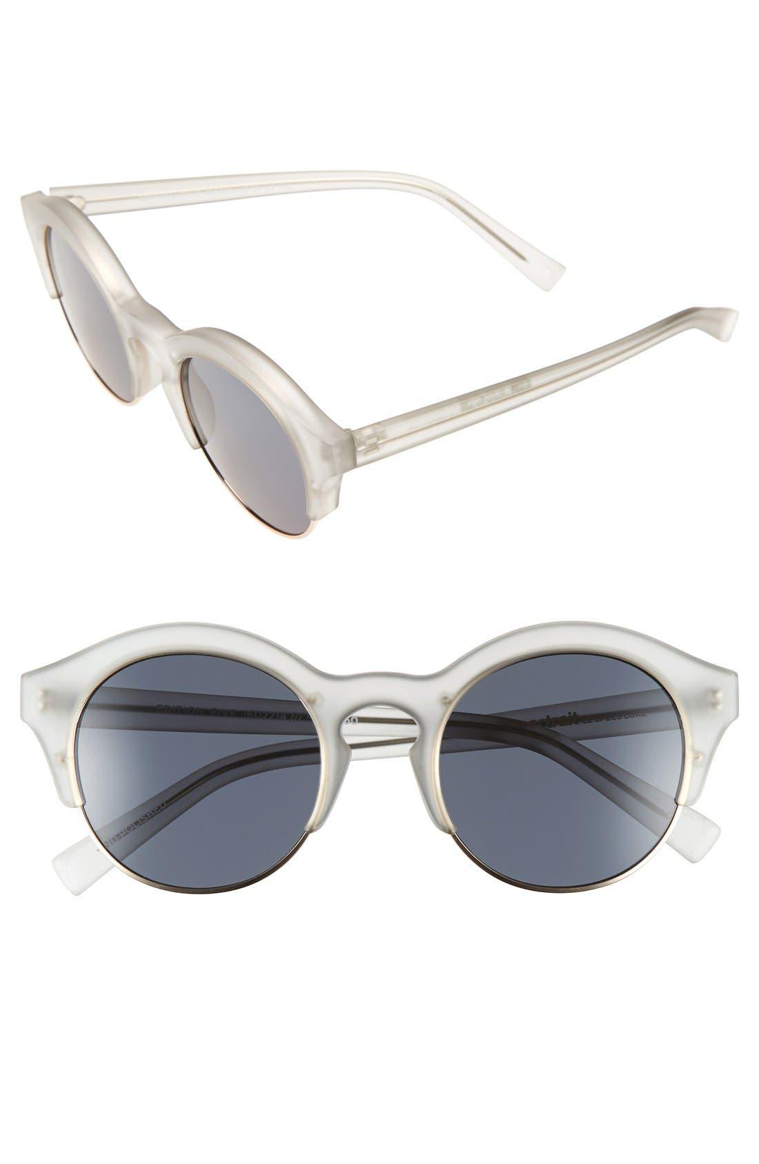 'Edition Five' 51mm Sunglasses,                             Main thumbnail 2, color,