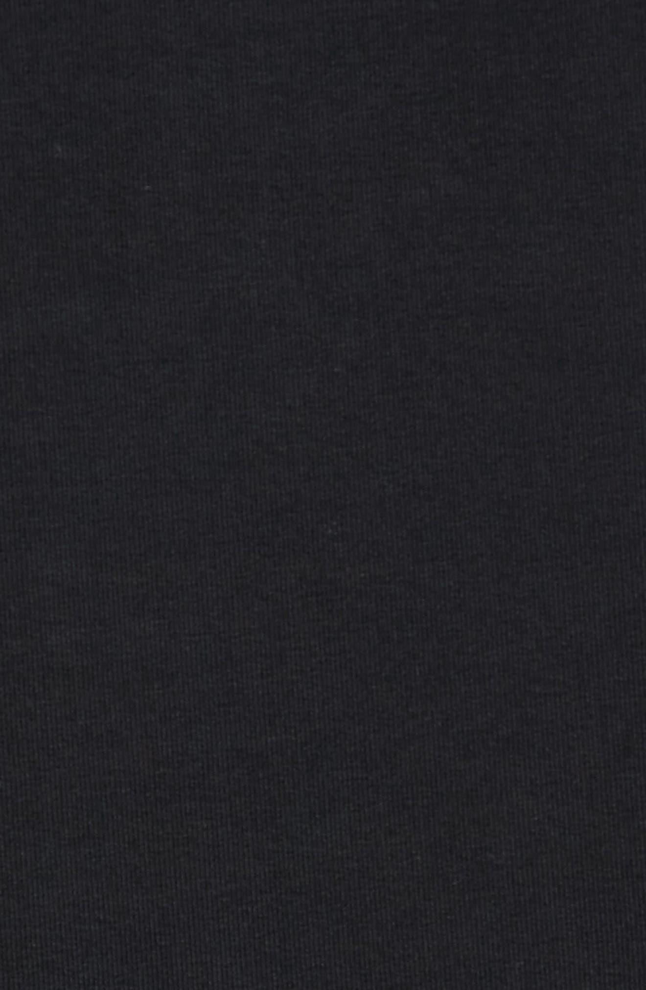 Banyon Zip Cardigan,                             Alternate thumbnail 5, color,                             001