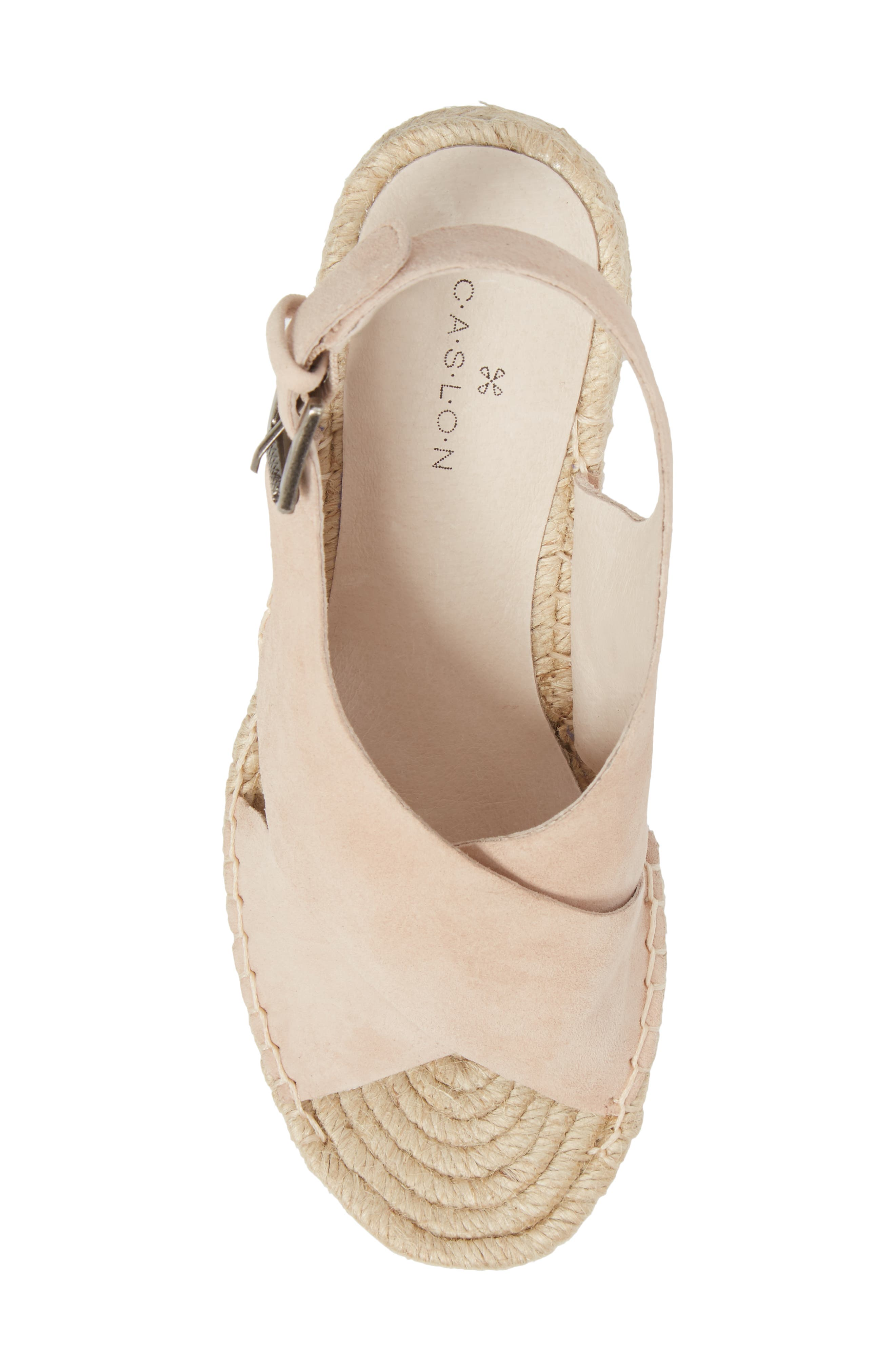 Suri Espadrille Wedge,                             Alternate thumbnail 24, color,