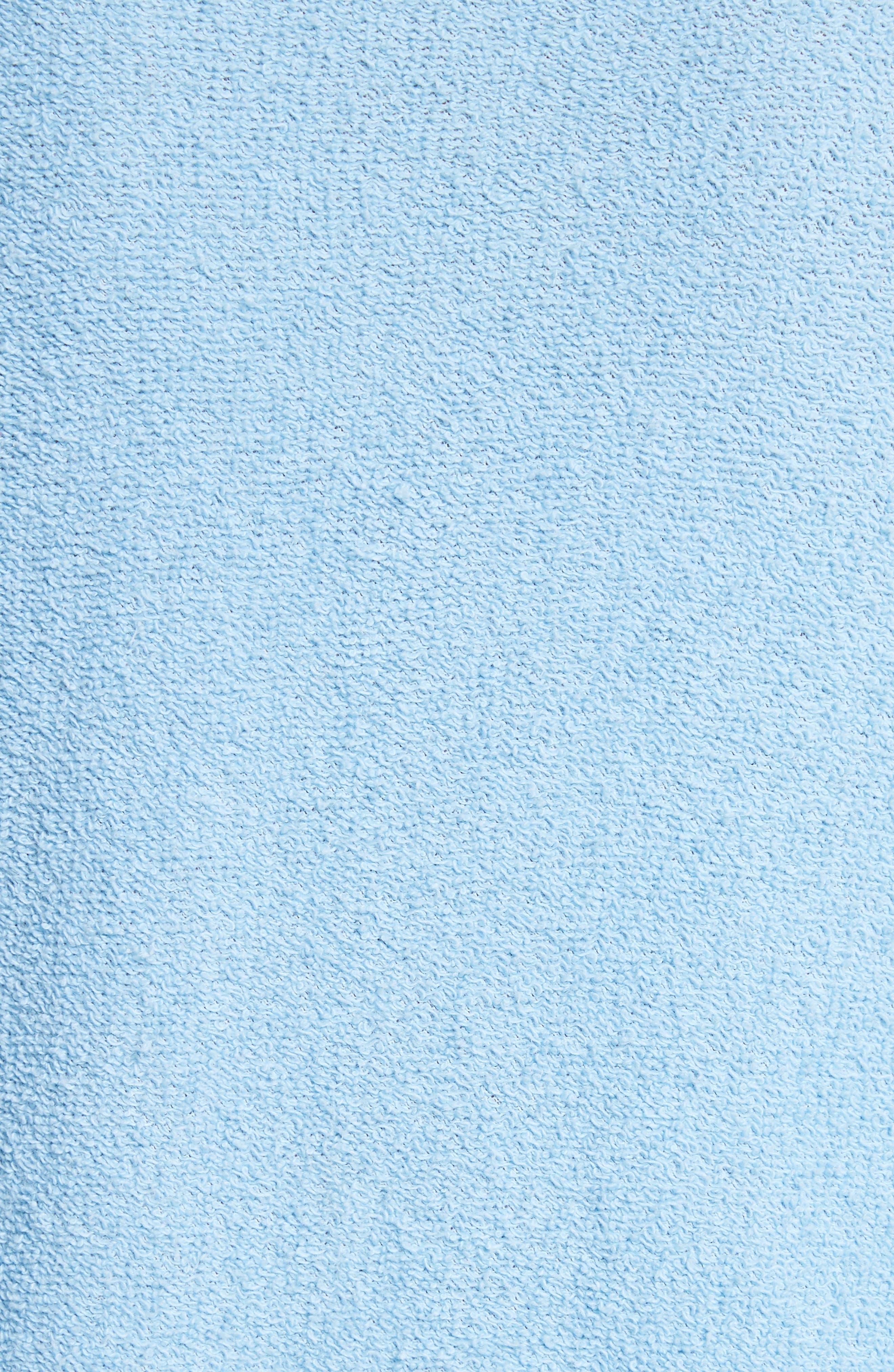 Drop Shoulder Reverse Terry Sweatshirt,                             Alternate thumbnail 5, color,                             450